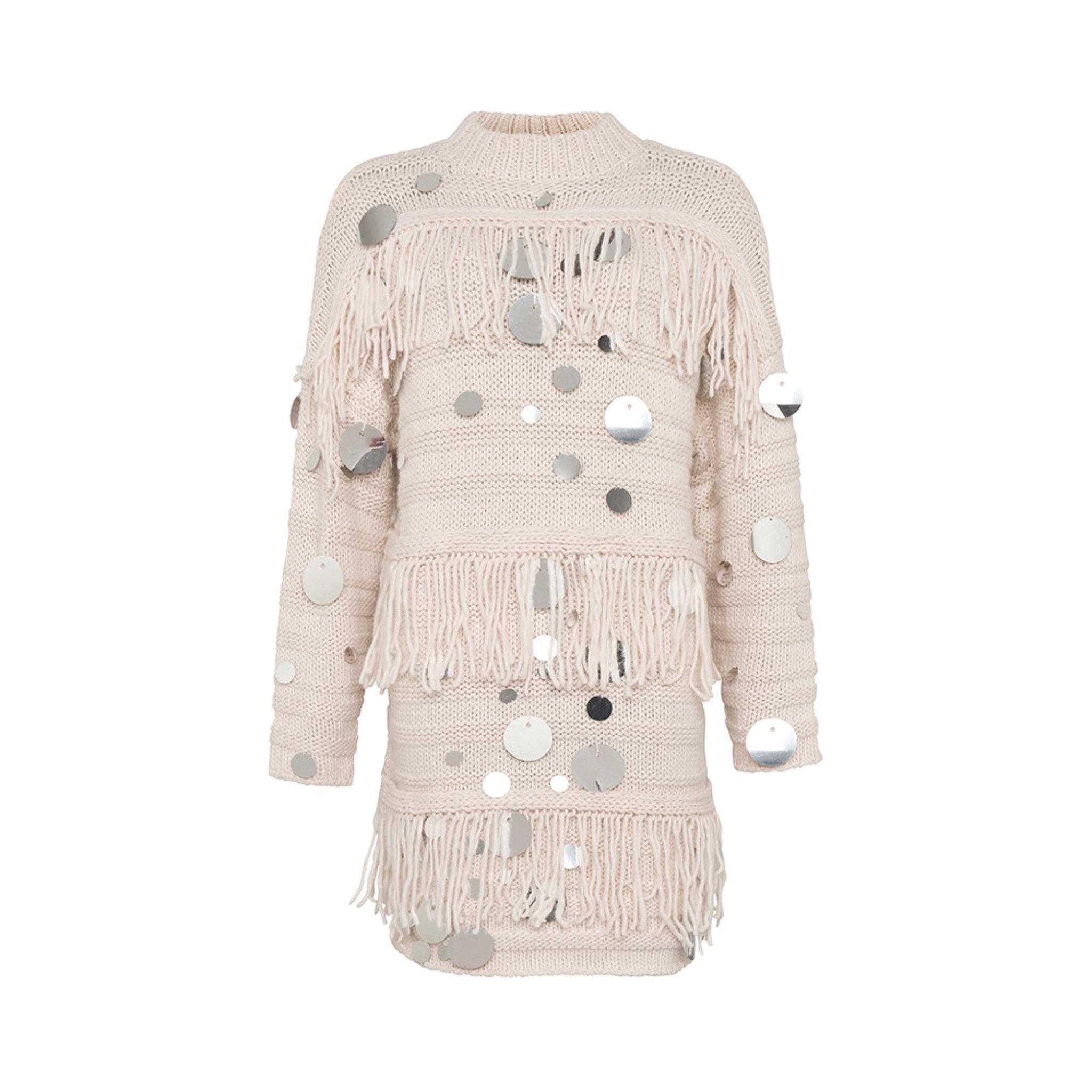 Zelda Exaggerated Sequin Dress - Tröjor   cardigans - Köp online på  åhlens.se! 2f61528da