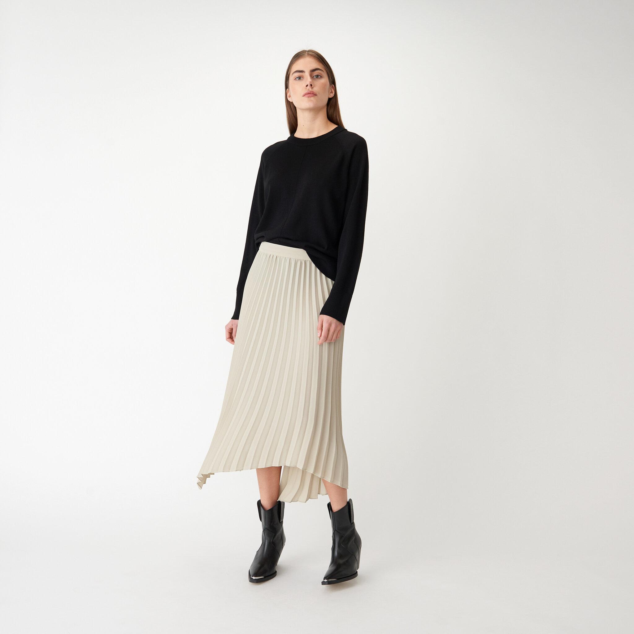 Kjol MELANIE Plisserade kjolar Köp online på åhlens.se!