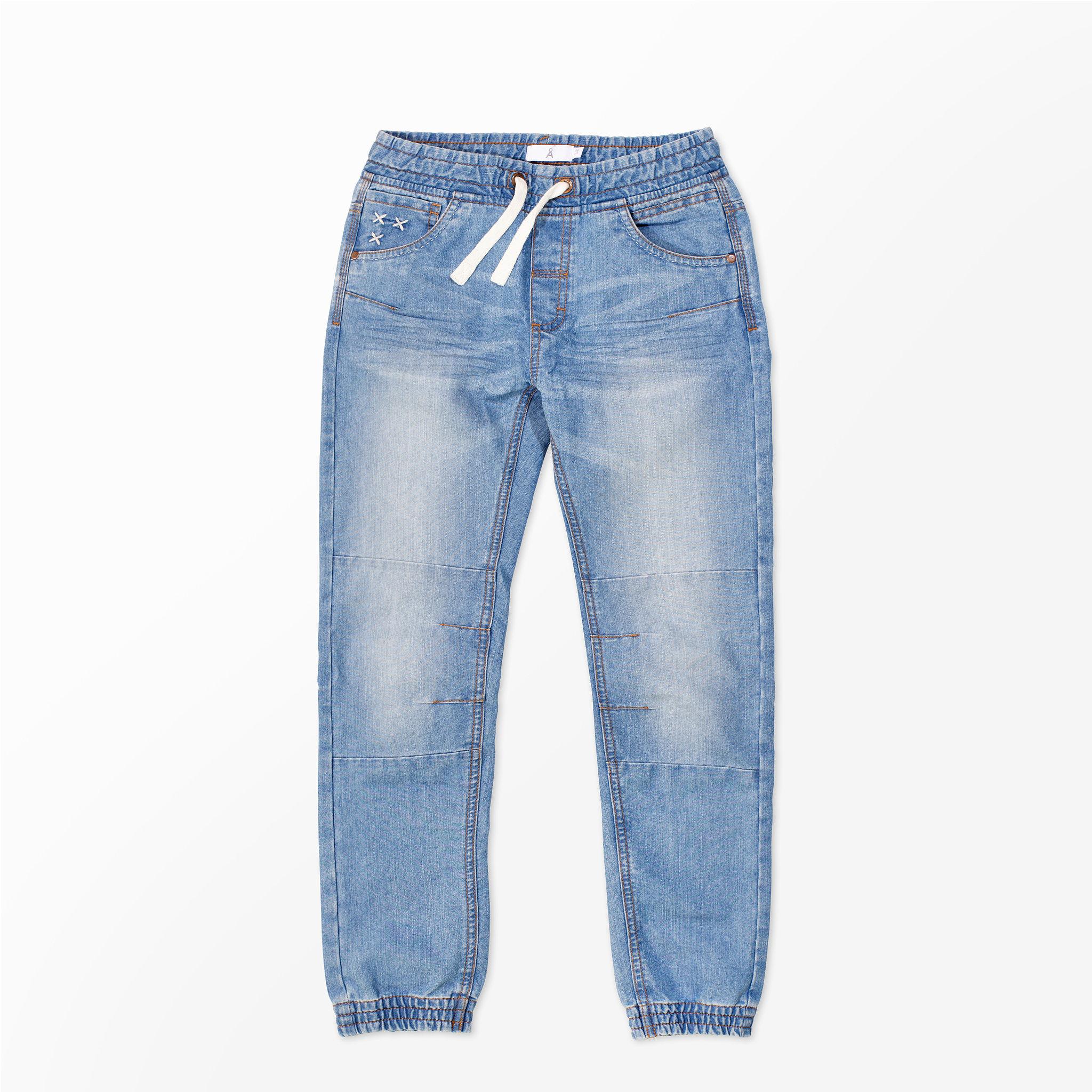 Jeans med resår i midjan - Barnkläder stl. 86-116 - Köp online på åhlens.se! 325008c82b9af