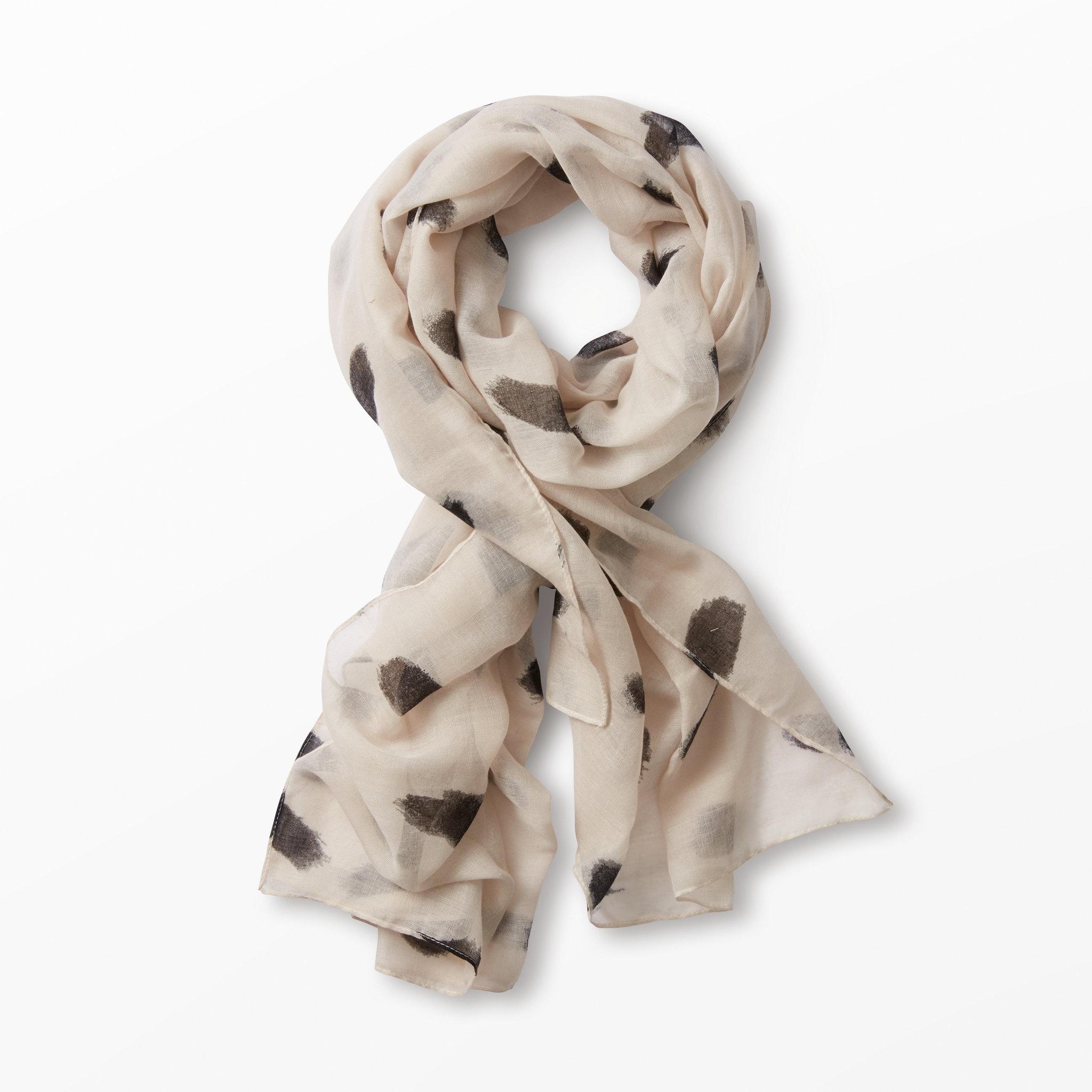 Scarf prickig - Halsdukar   scarves - Köp online på åhlens.se! 8513bc2ee6faa