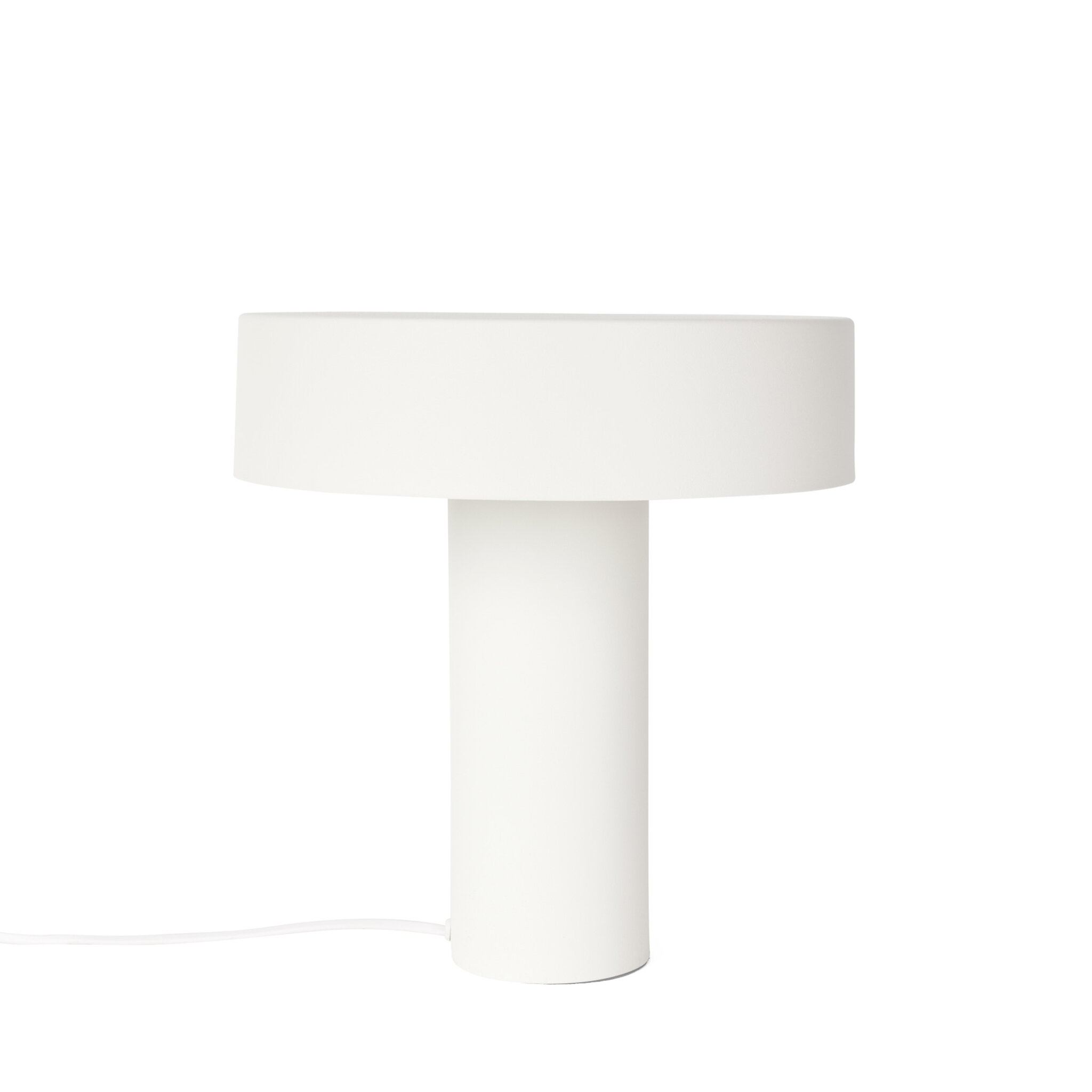 Bordslampa Thea 30 cm, offwhite