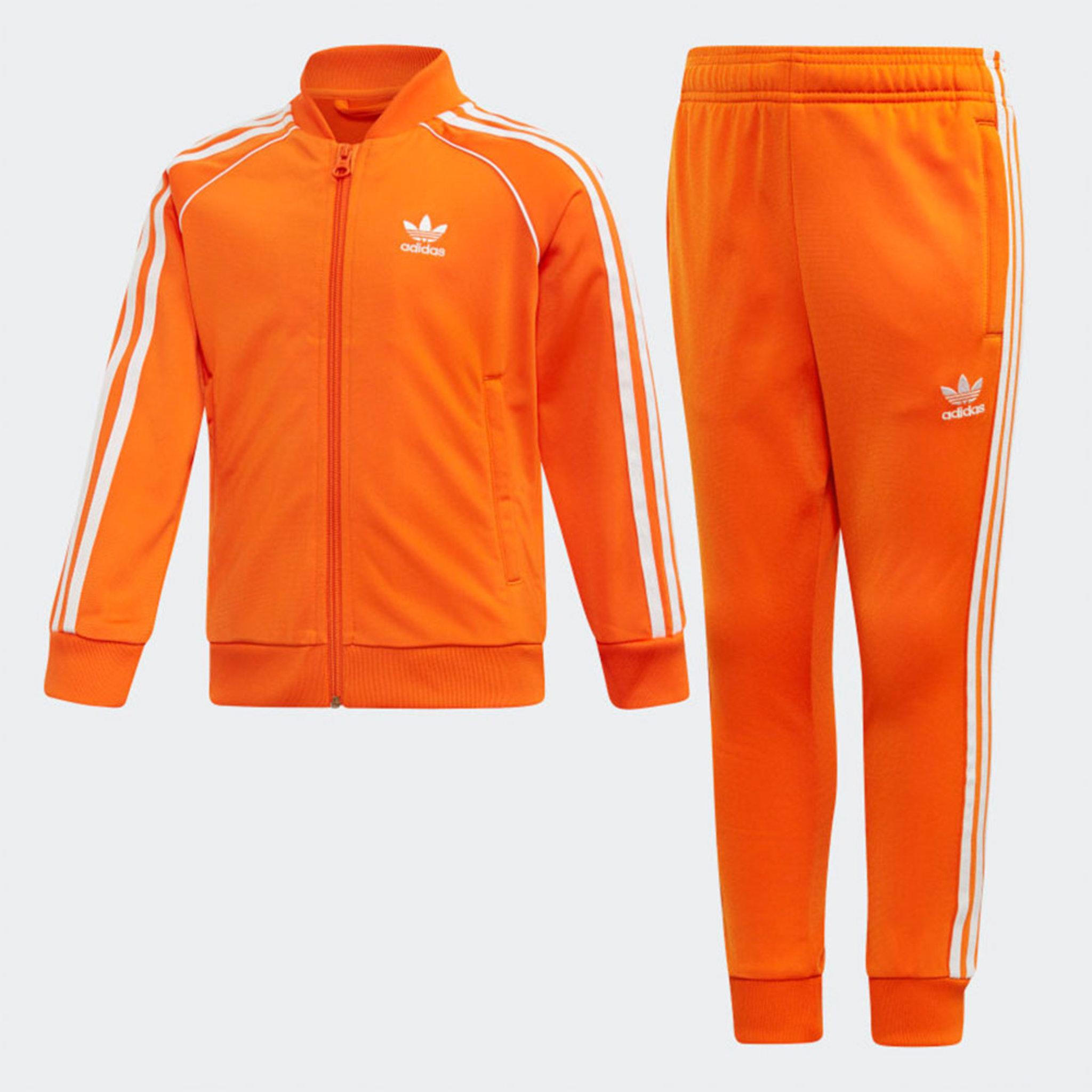 Träningsoverall Superstar, orange