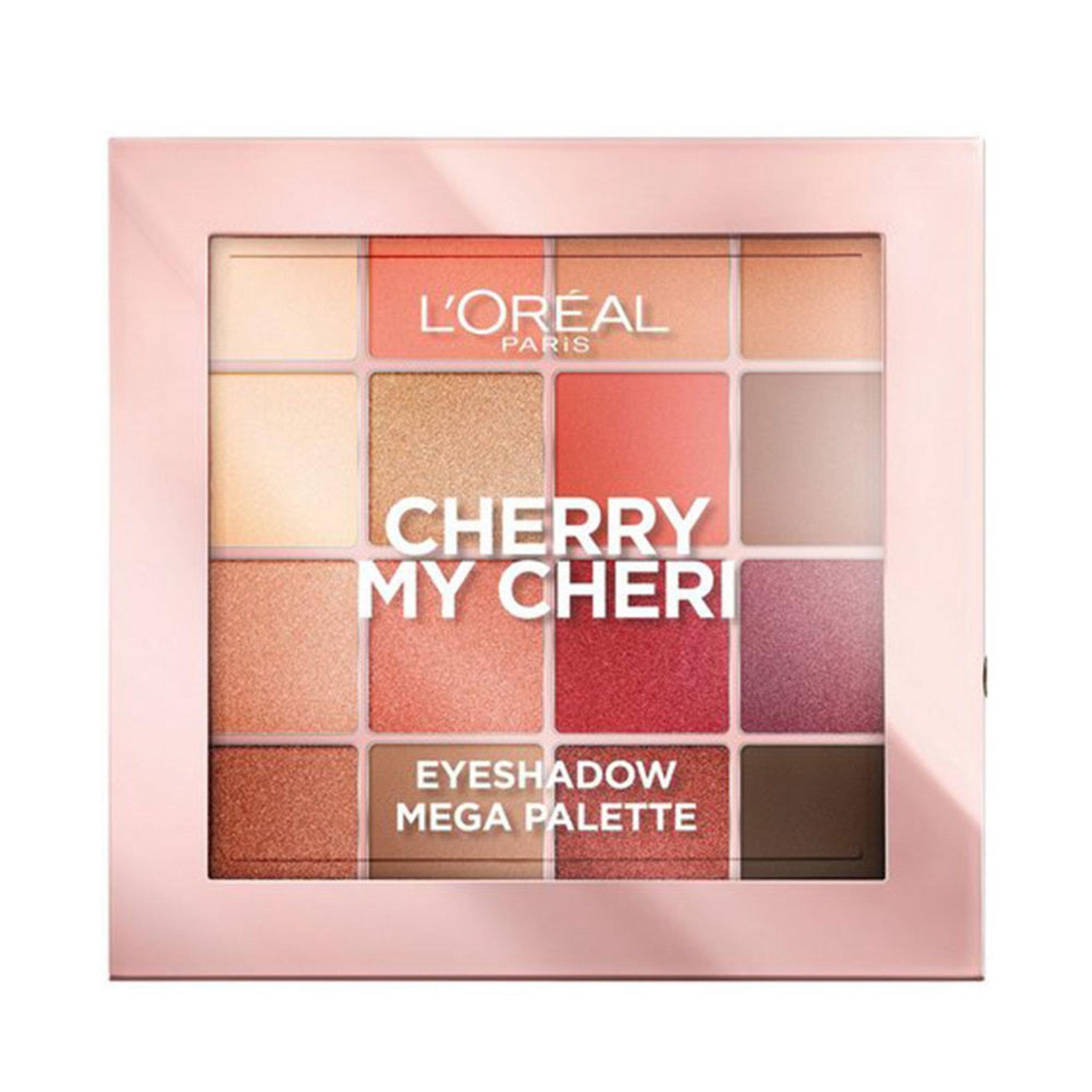 Cherry My Cheri Eyeshadow Palette - Ögonskuggor - Köp online på åhlens.se! a02687da8e002