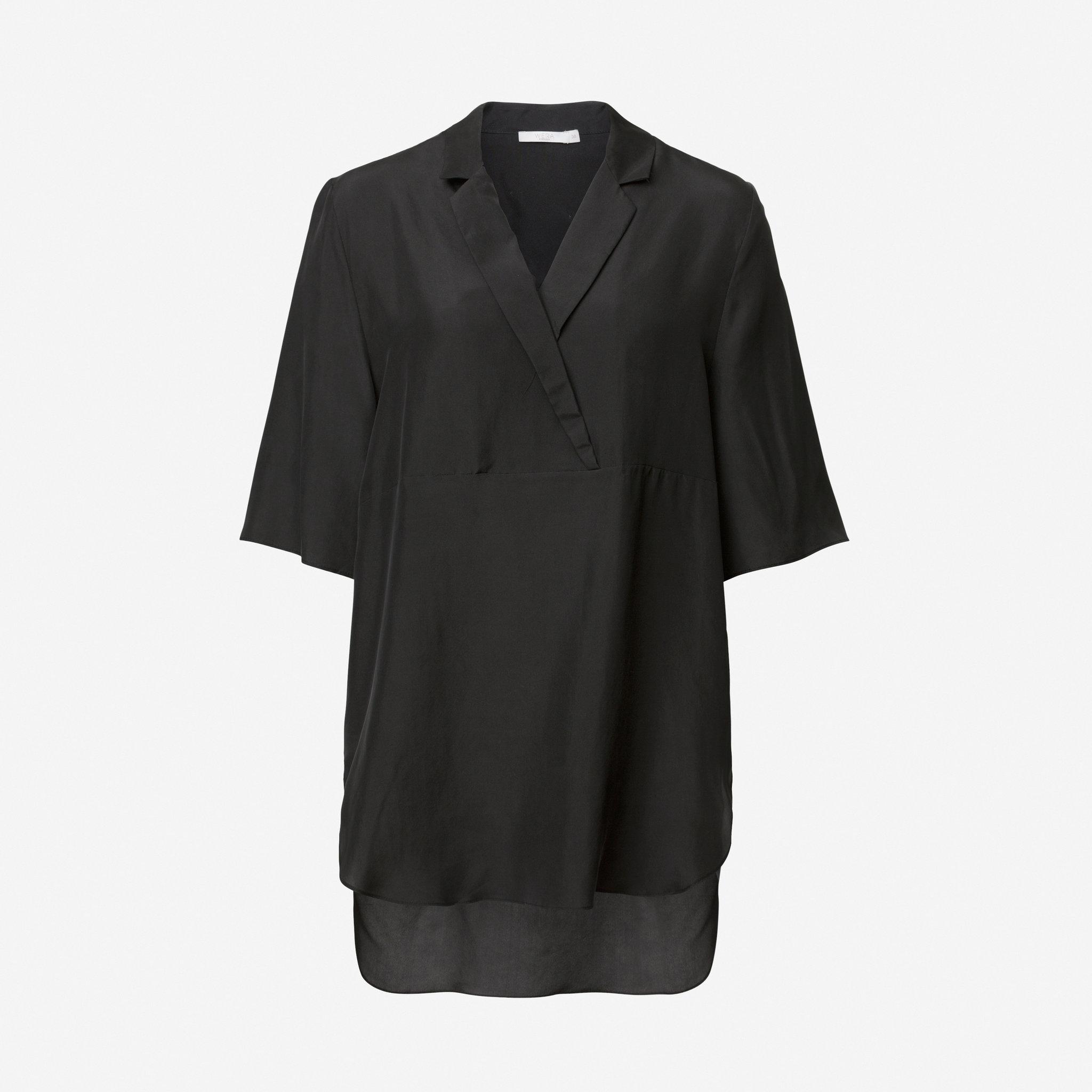 d706d554fd9a Blus i siden - Blusar & skjortor - Köp online på åhlens.se!