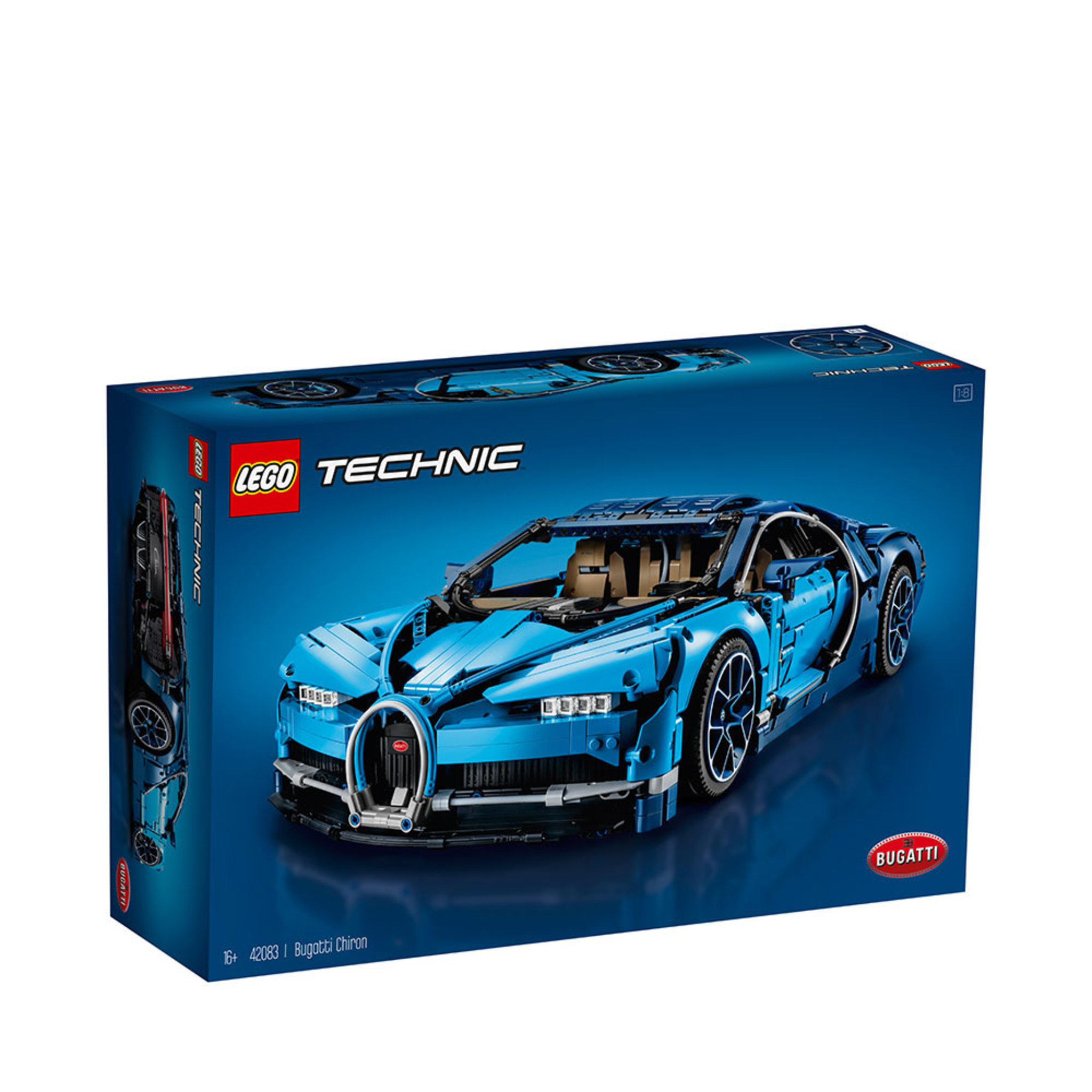 42083 Technic™ Bugatti Chiron - LEGO   DUPLO - Köp online på åhlens.se! 618e7cc0f4e17