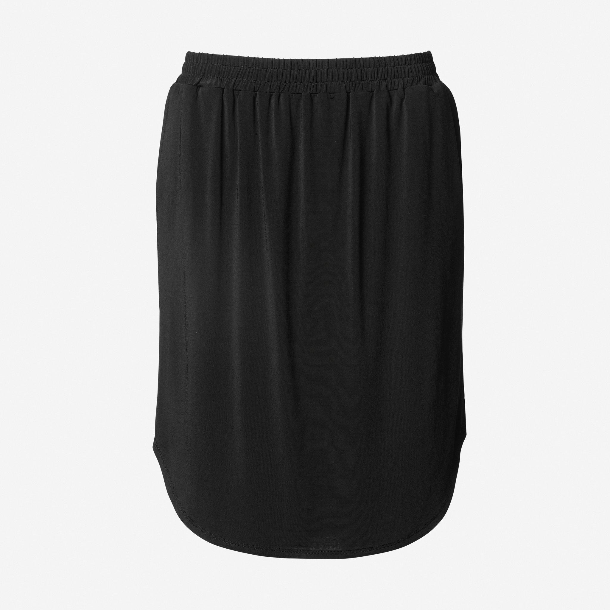 åhlens svart kjol