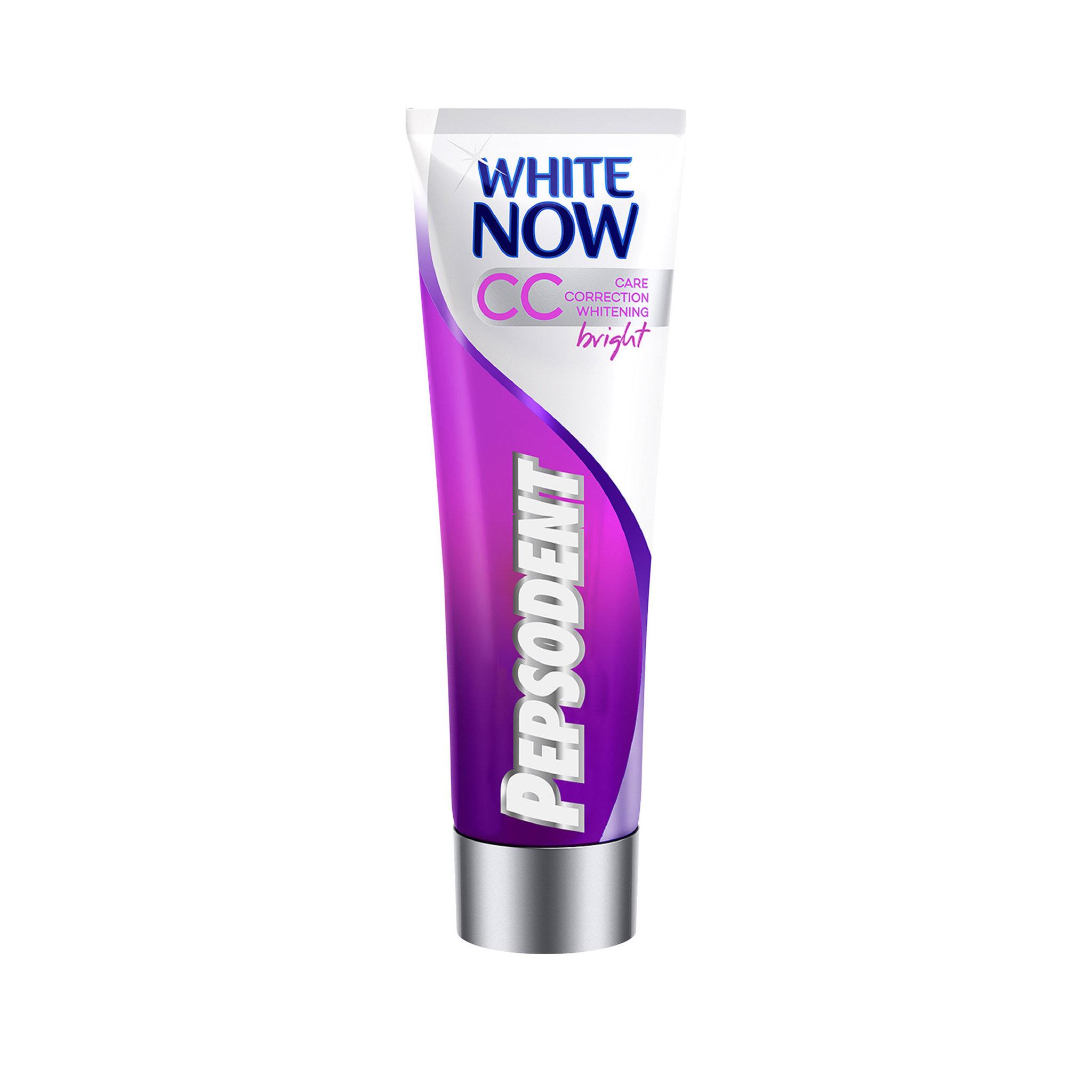White Now CC Bright toothpaste 75ml - Munhygien - Köp online på åhlens.se! 03056fbb9a4d7