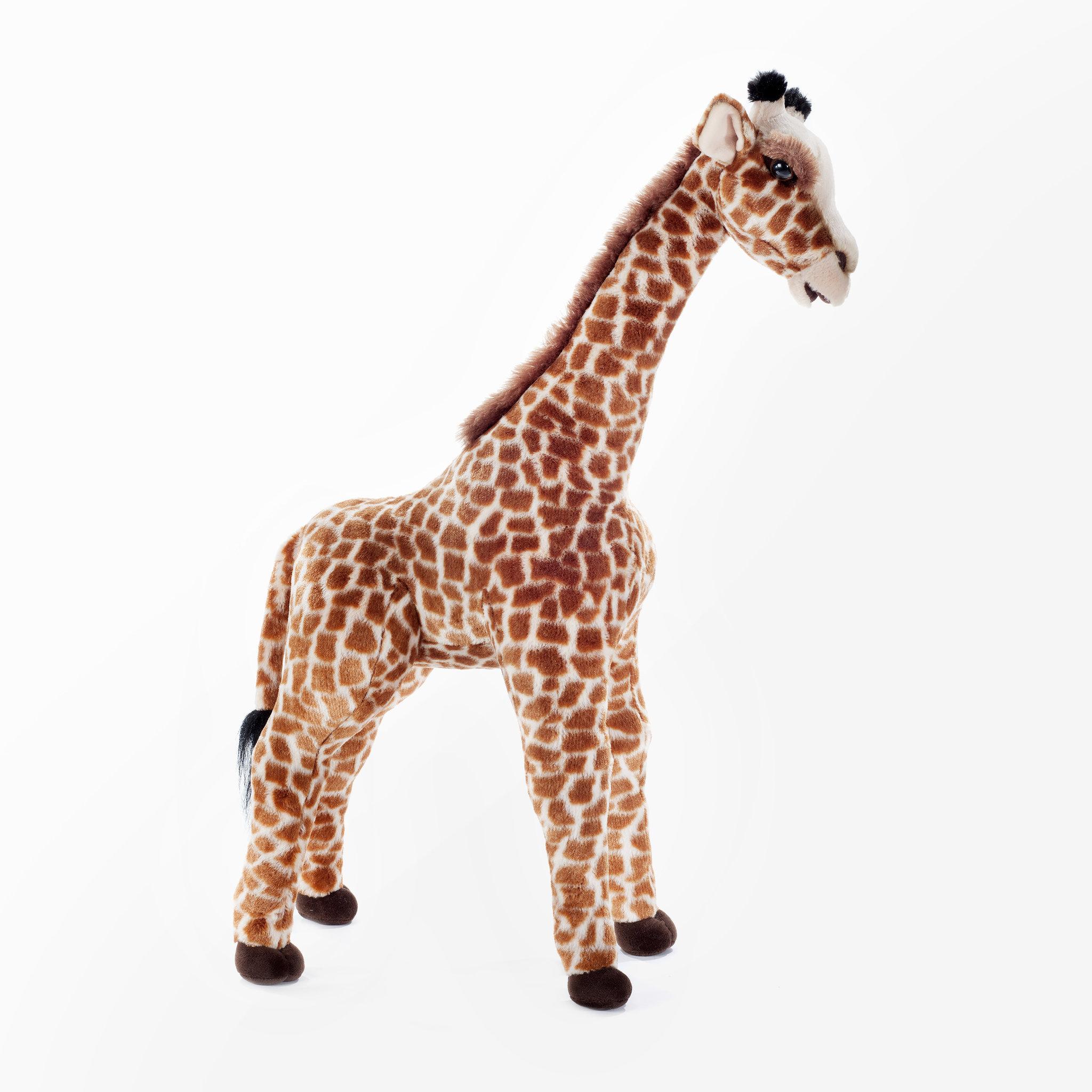 stor giraff nalle