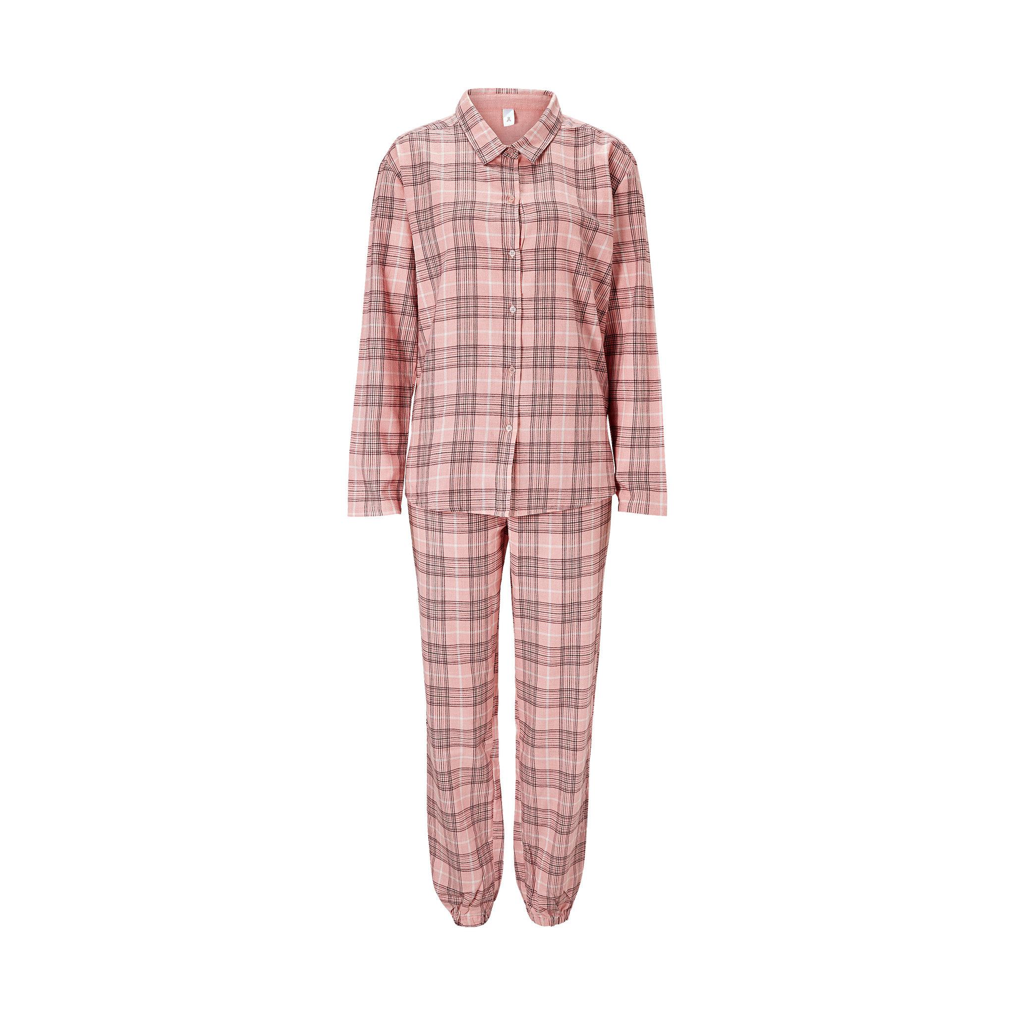 Pyjamas i flanell - Sovkläder - Köp online på åhlens.se! a1895dbf6380f