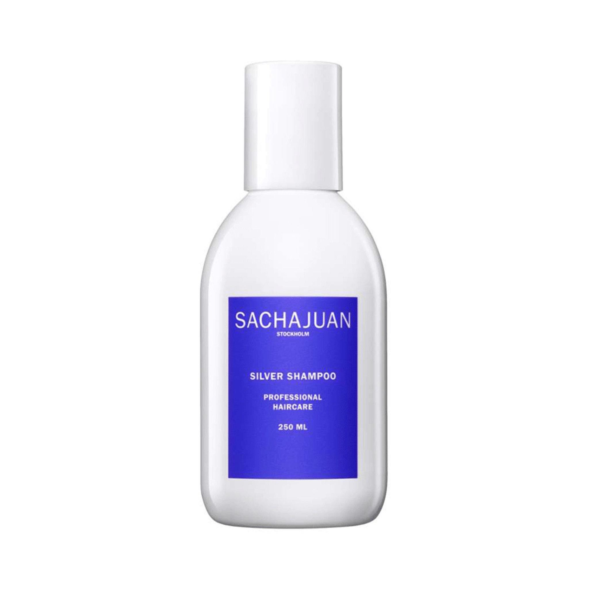 sachajuan silver shampoo användning