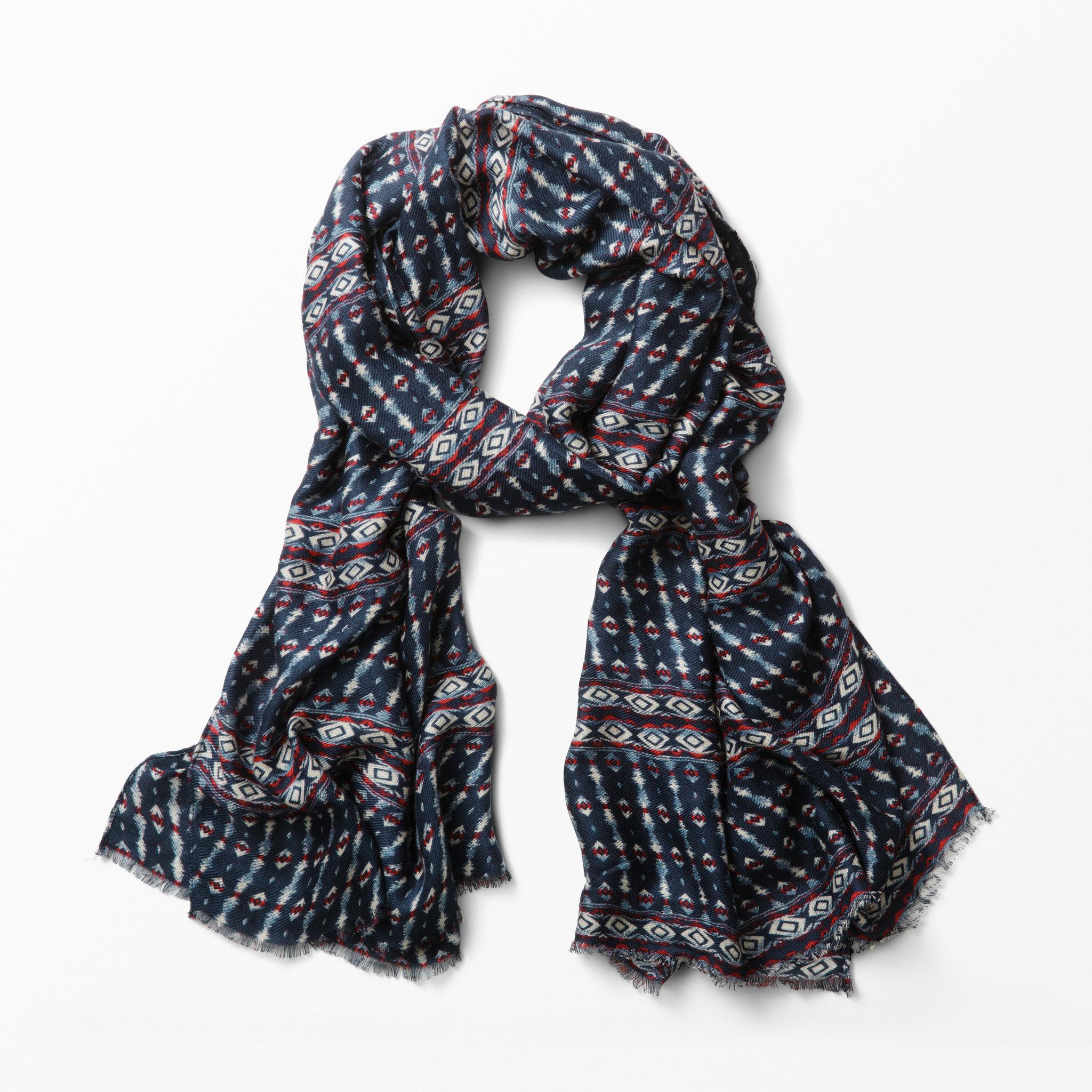Scarf mönstrad - Halsdukar   scarves - Köp online på åhlens.se! bbd05c9d5d03d