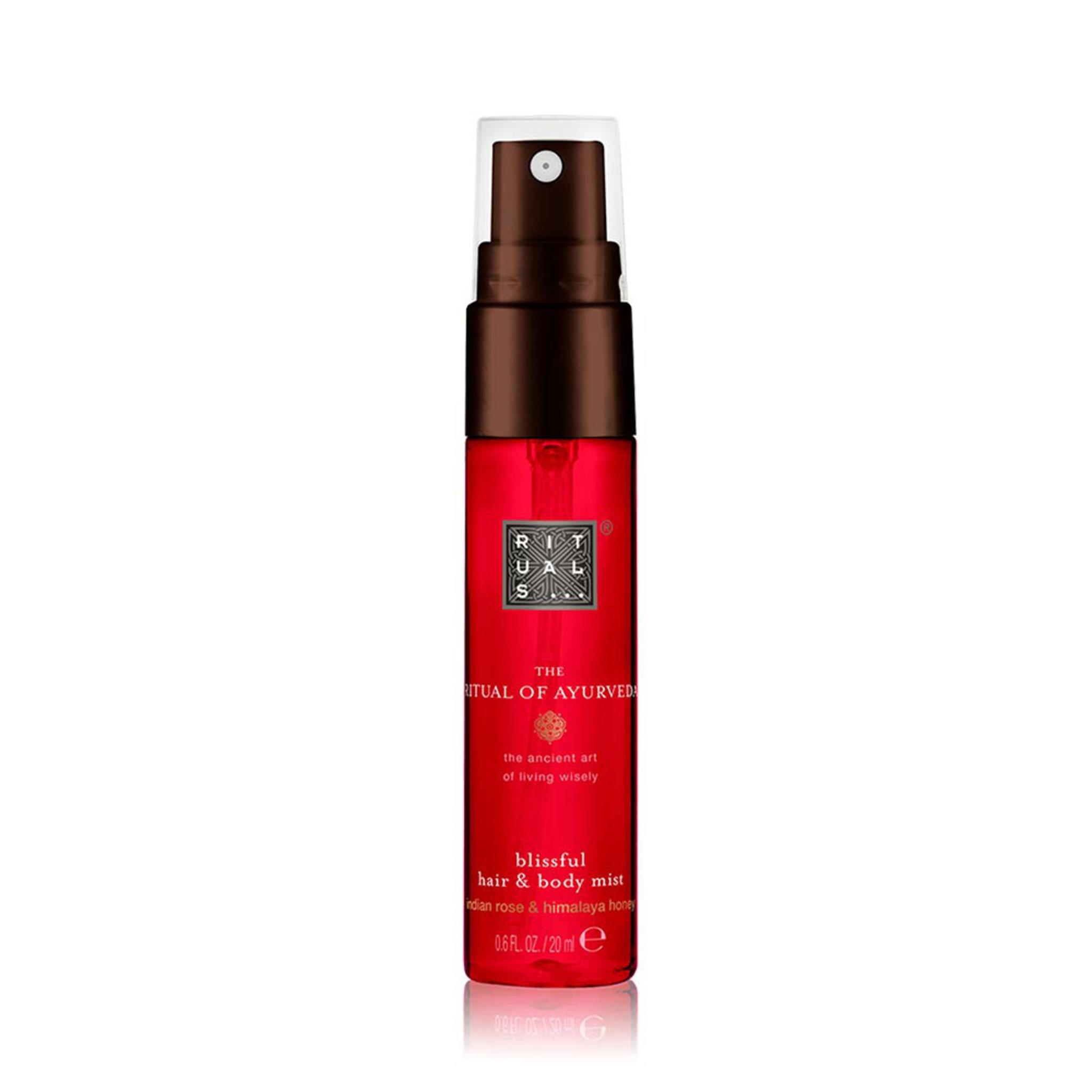 The Ritual of Ayurveda Hair & Body Mist, 20 ml