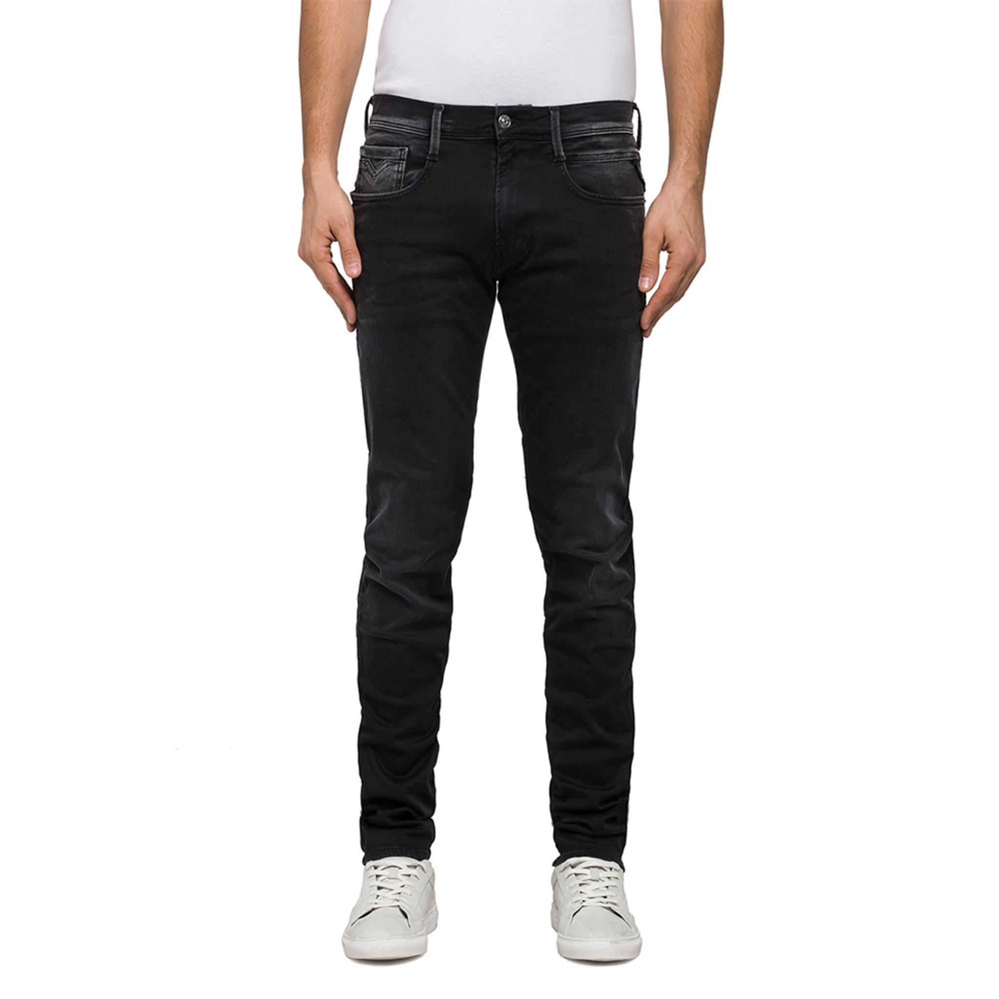 a7c52eca901 Anbass Hyperflex Slim Fit Jeans - Byxor & Jeans - Köp online på åhlens.se!