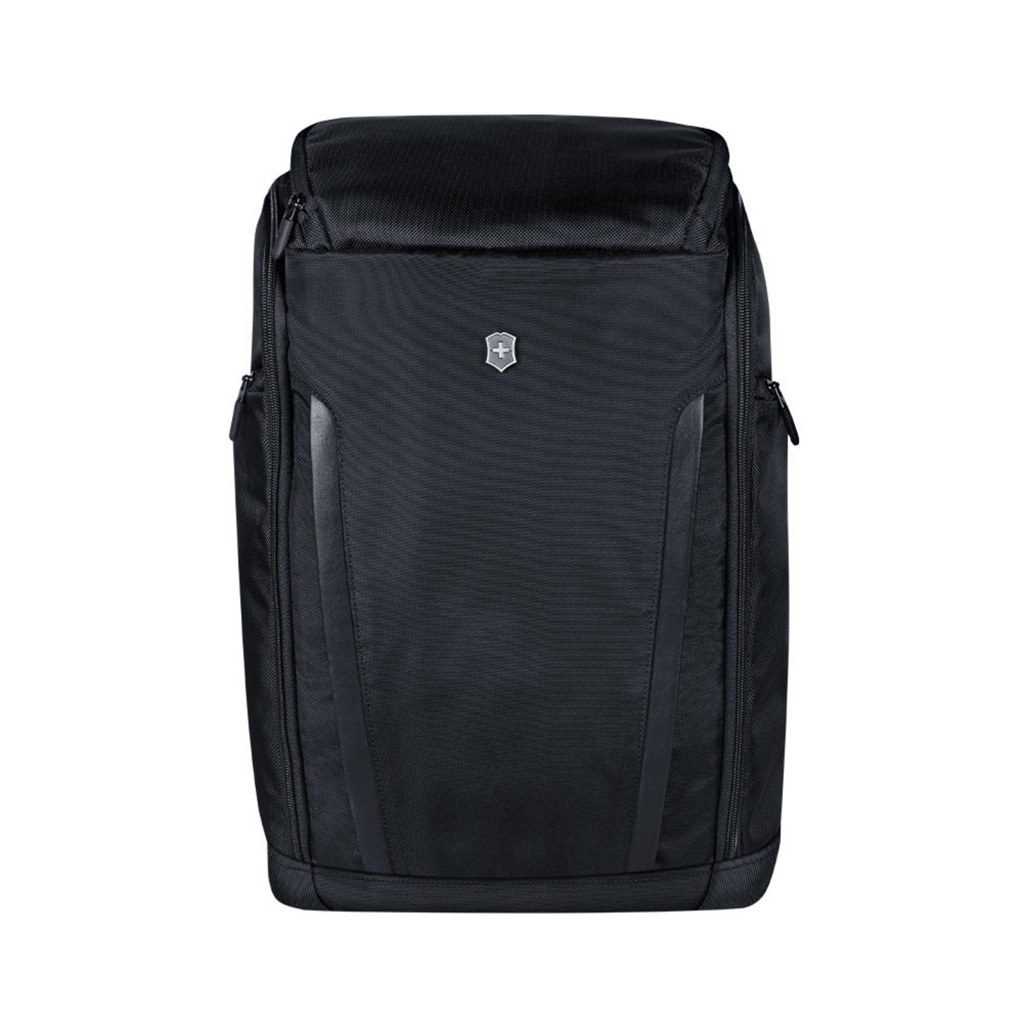 Ryggsäck, Fliptop Laptop Backpack, svart