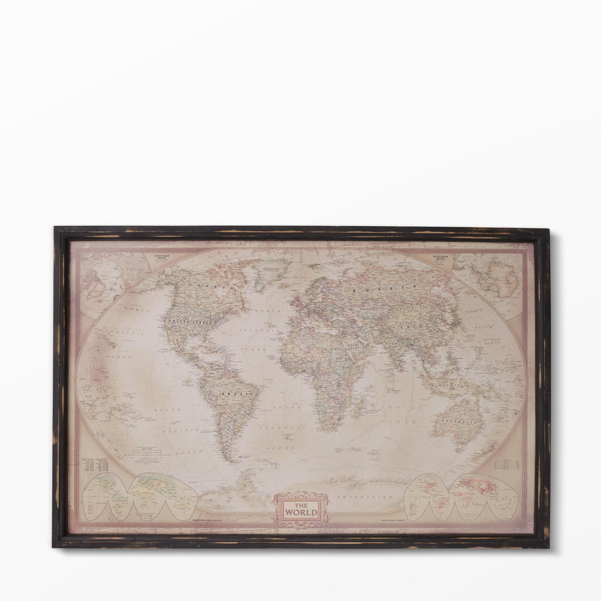 tavla karta världen