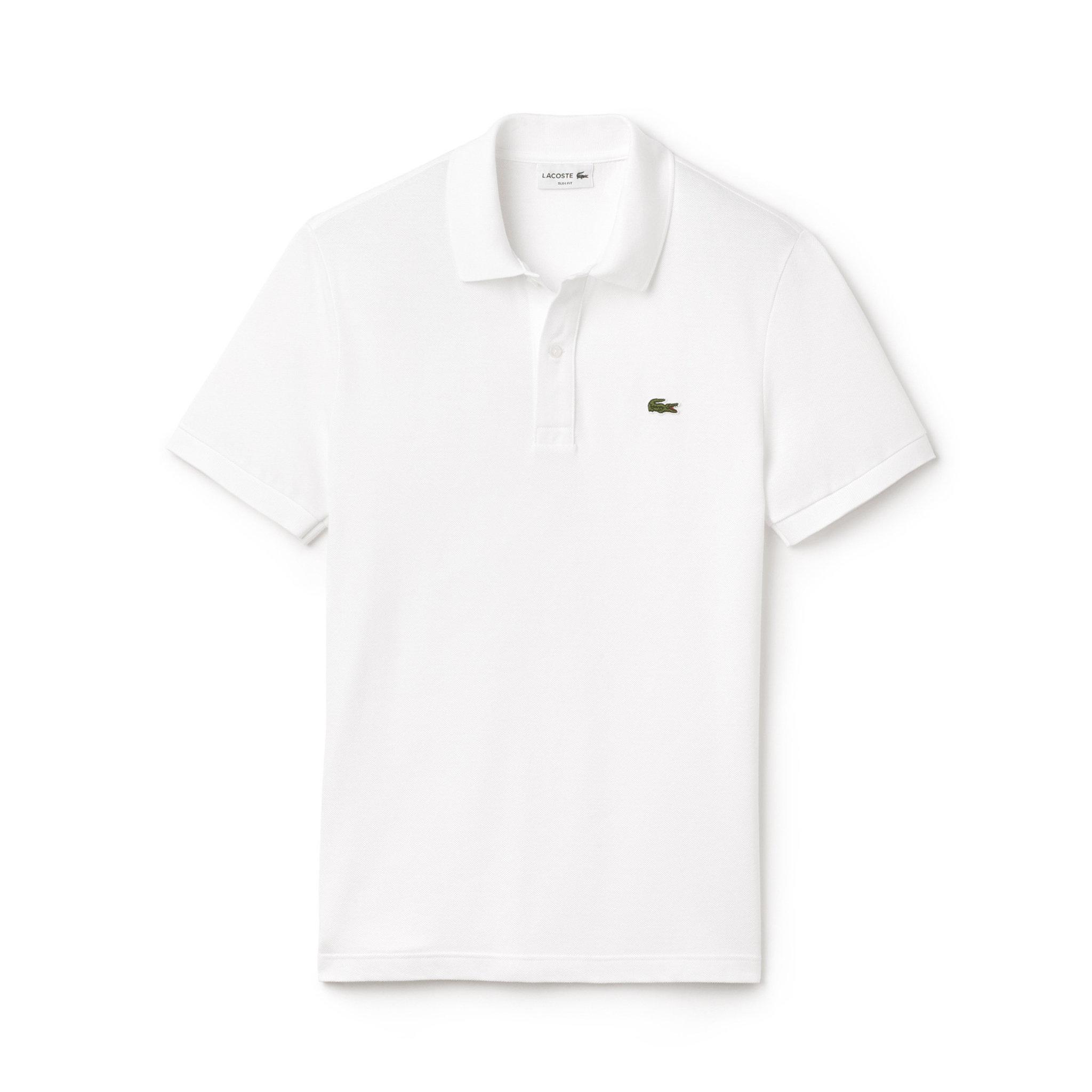 d435e6f936a Pikétröja, slim fit - T-shirts - Köp online på åhlens.se!