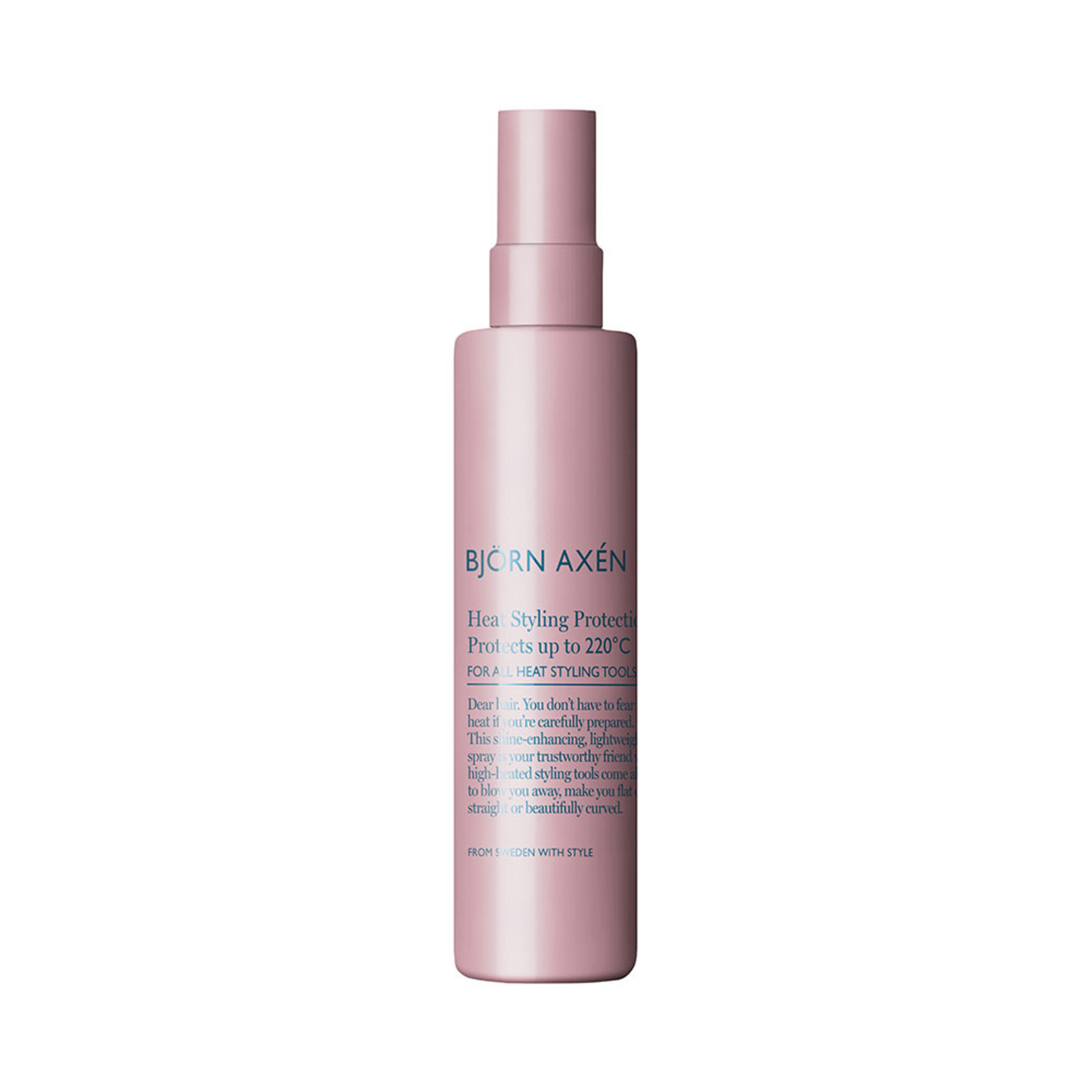 phc heat protection styling spray