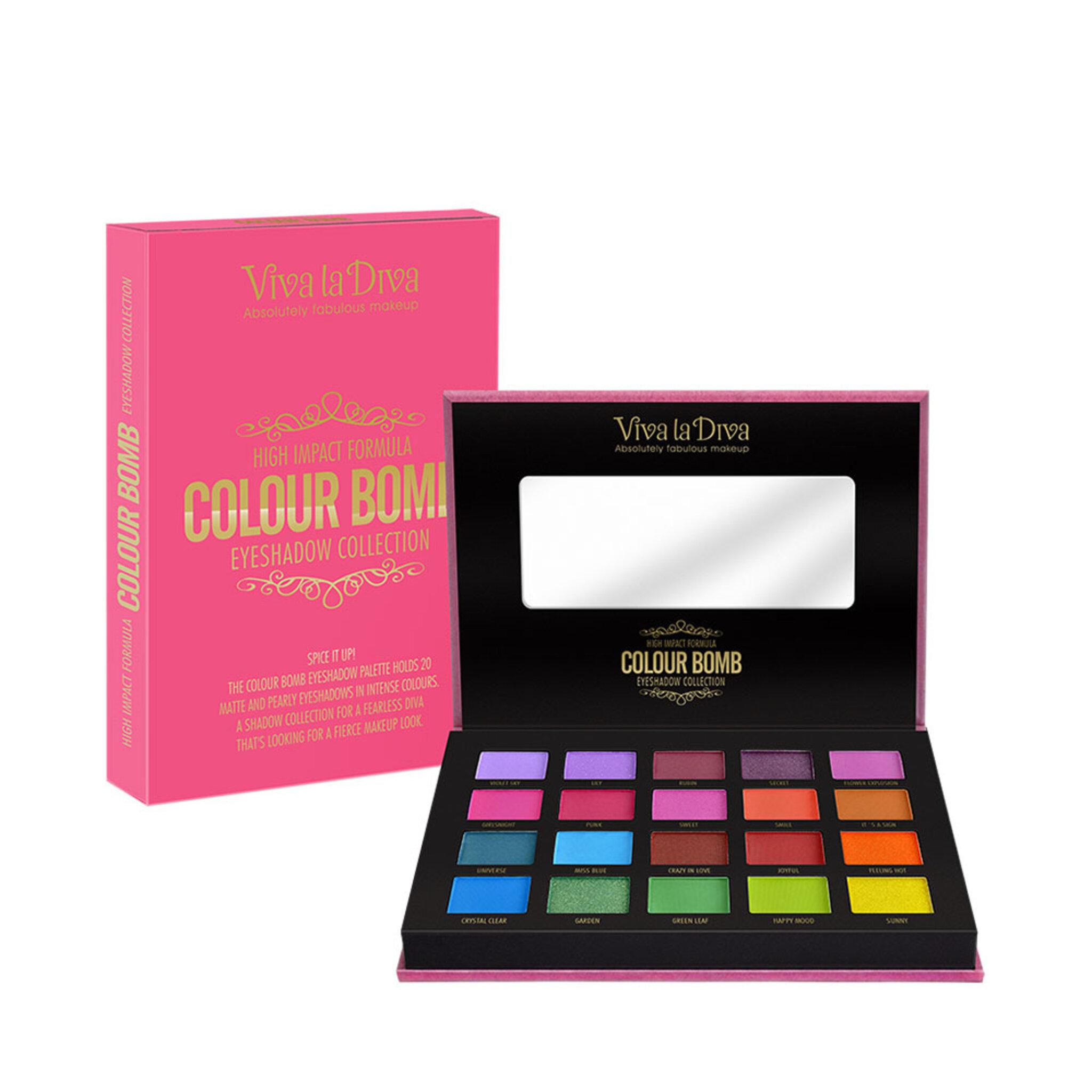 3d462b9b4518 Colour Bomb Eyeshadow Collection - Ögonskuggor - Köp online på åhlens.se!