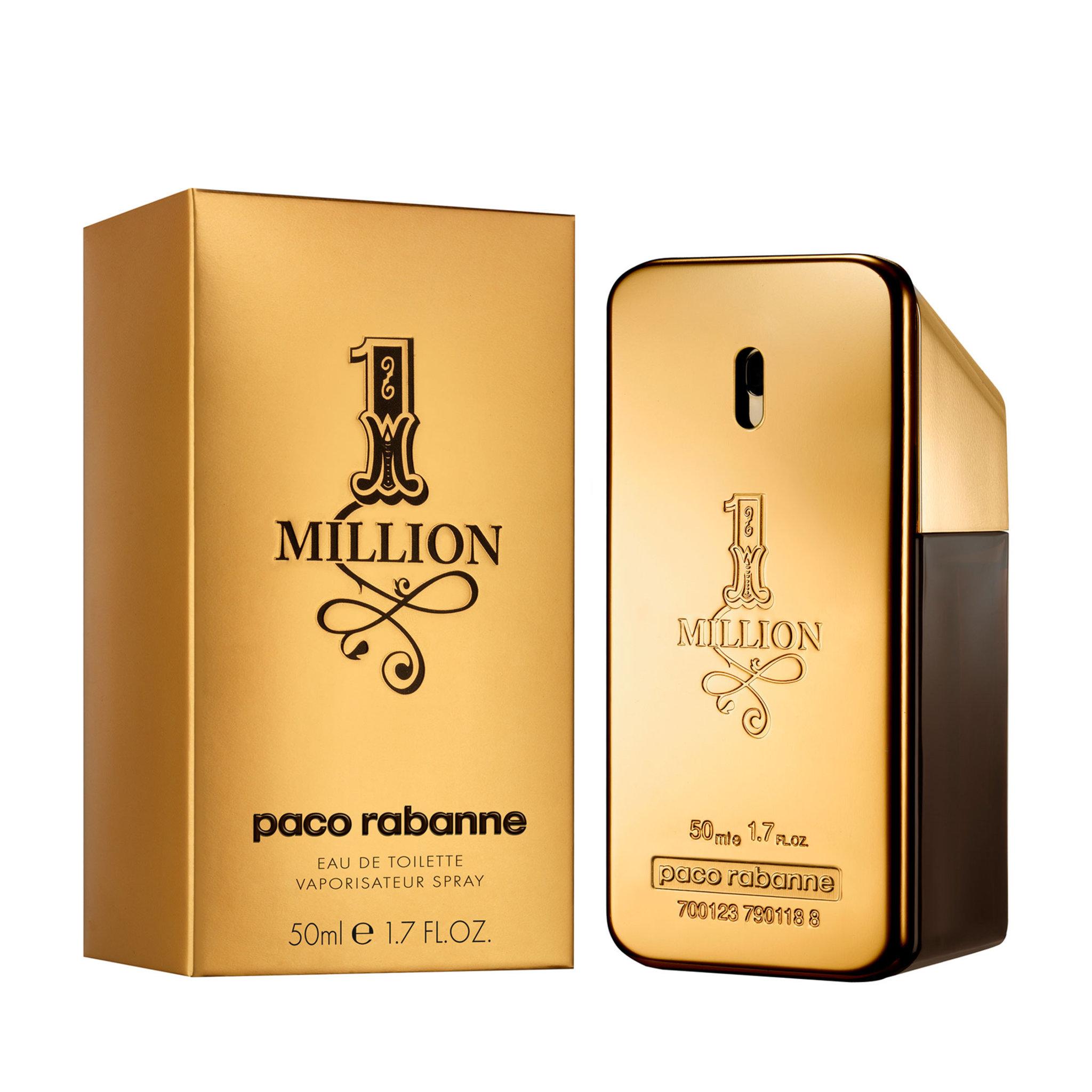 million parfym dam