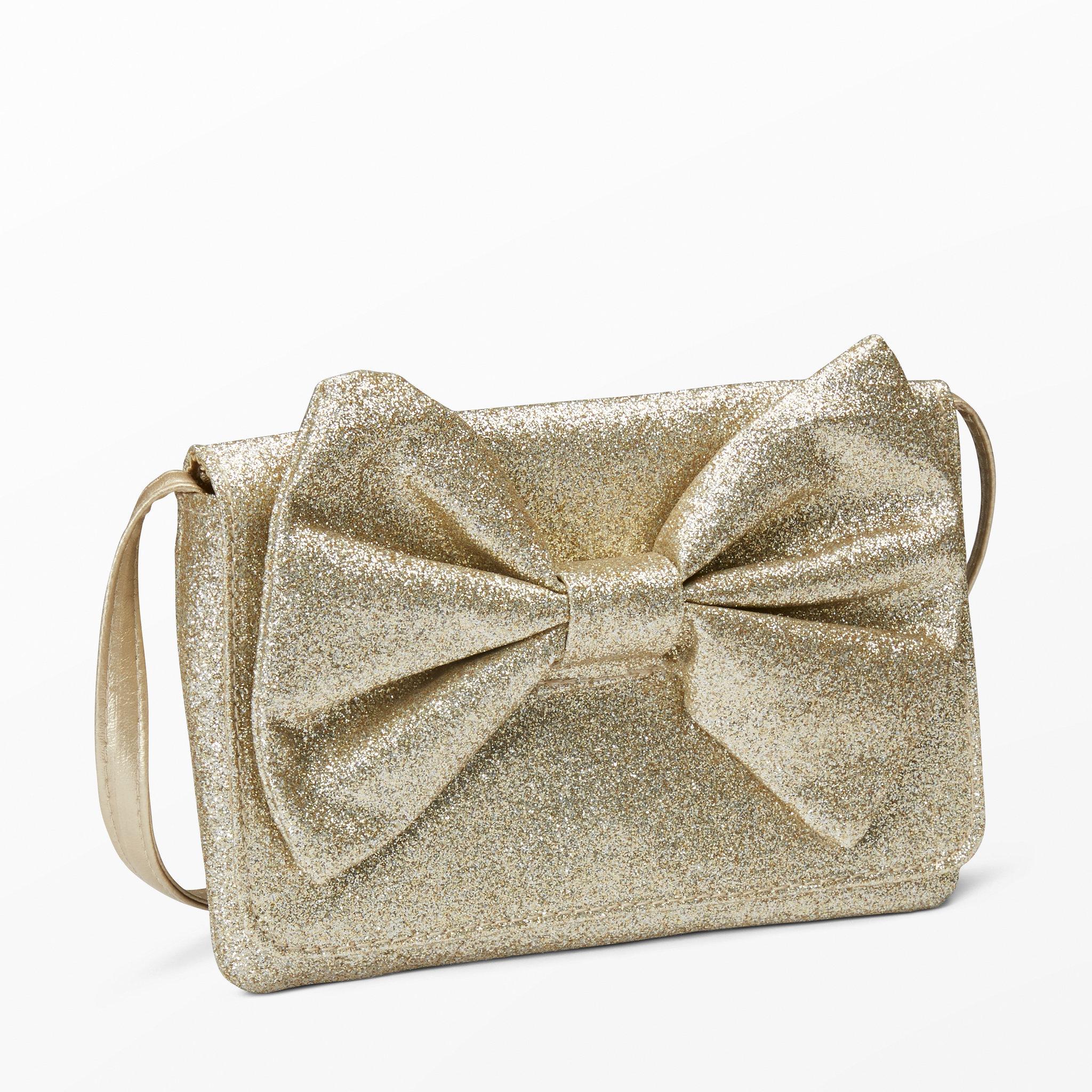 Handväska, guld