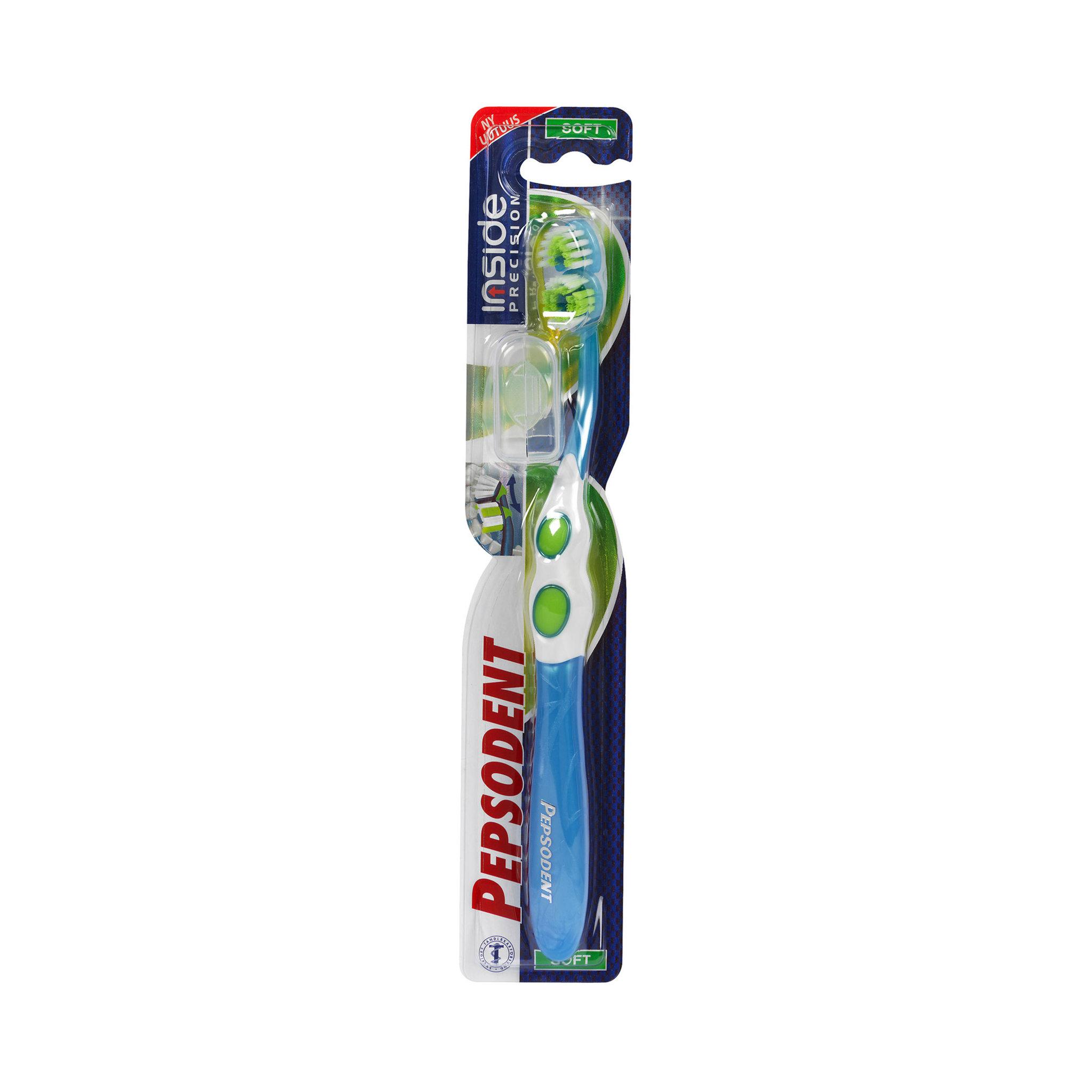 Tandborste Inside Precision Soft - Munhygien - Köp online på åhlens.se! f3222beda535f