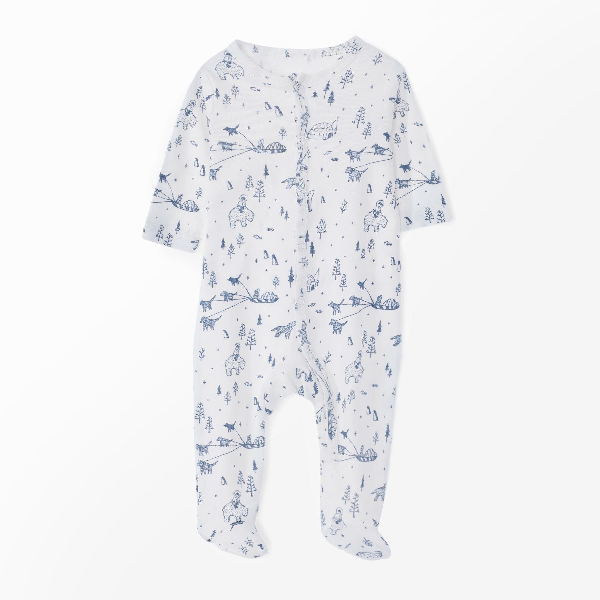 pyjamas till nyfödd