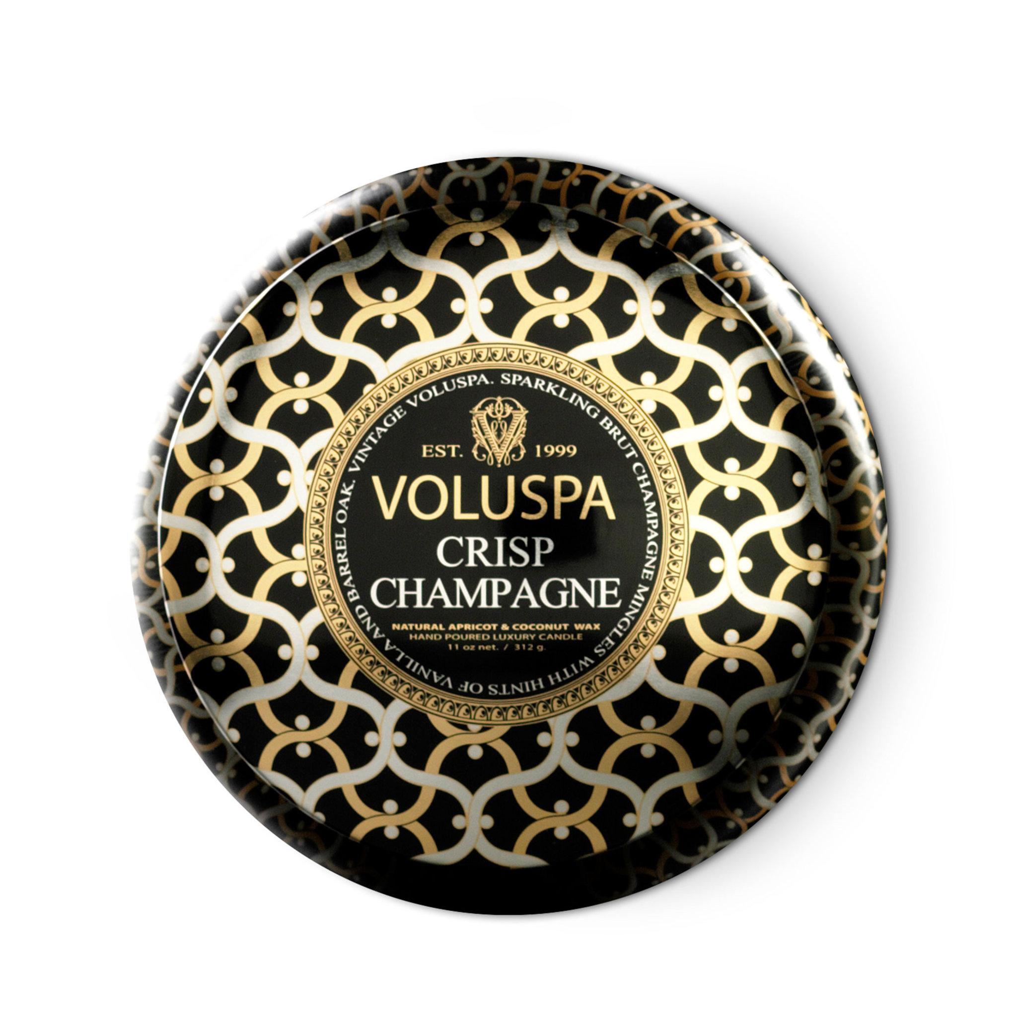 doftljus crisp champagne