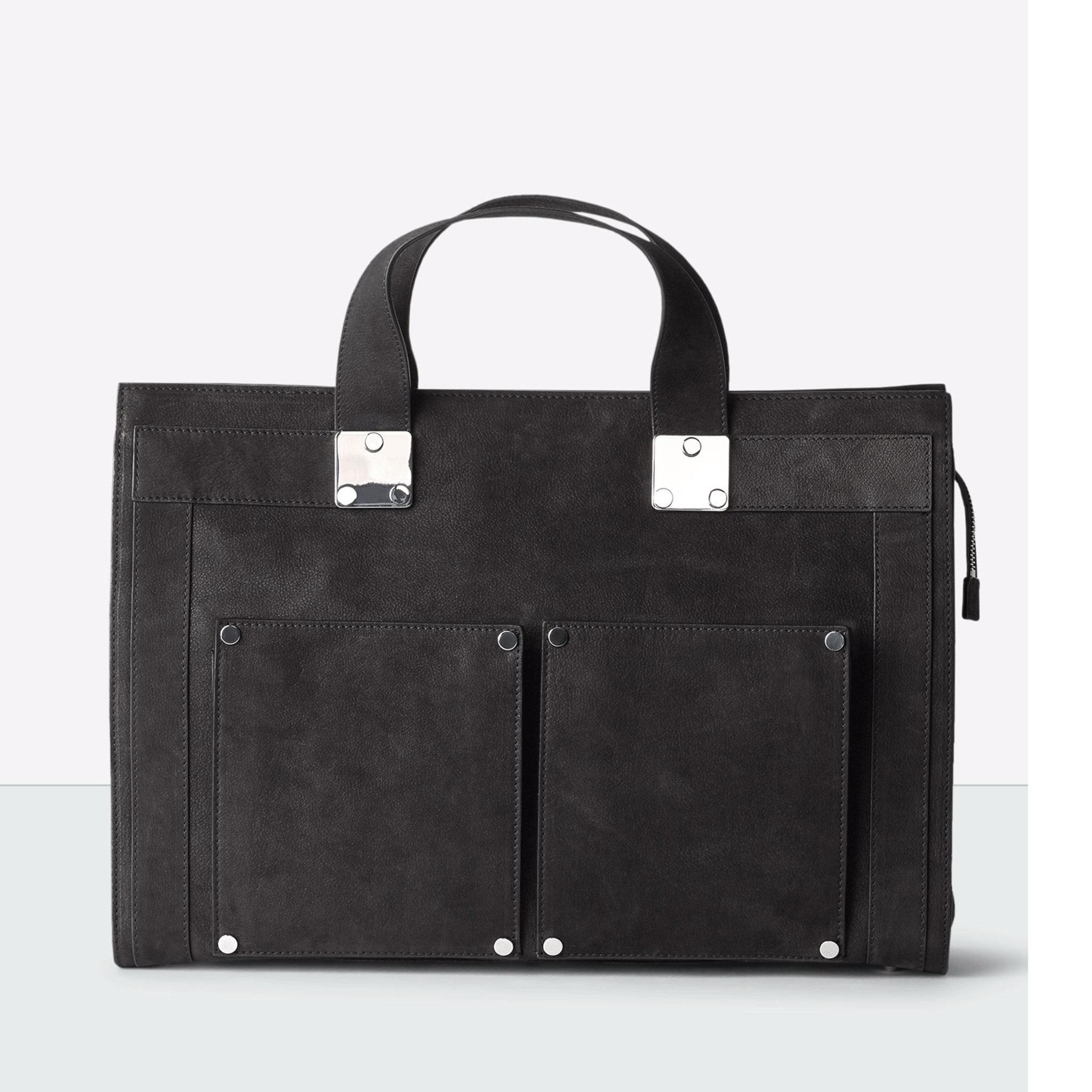 filippa k briefcase svart