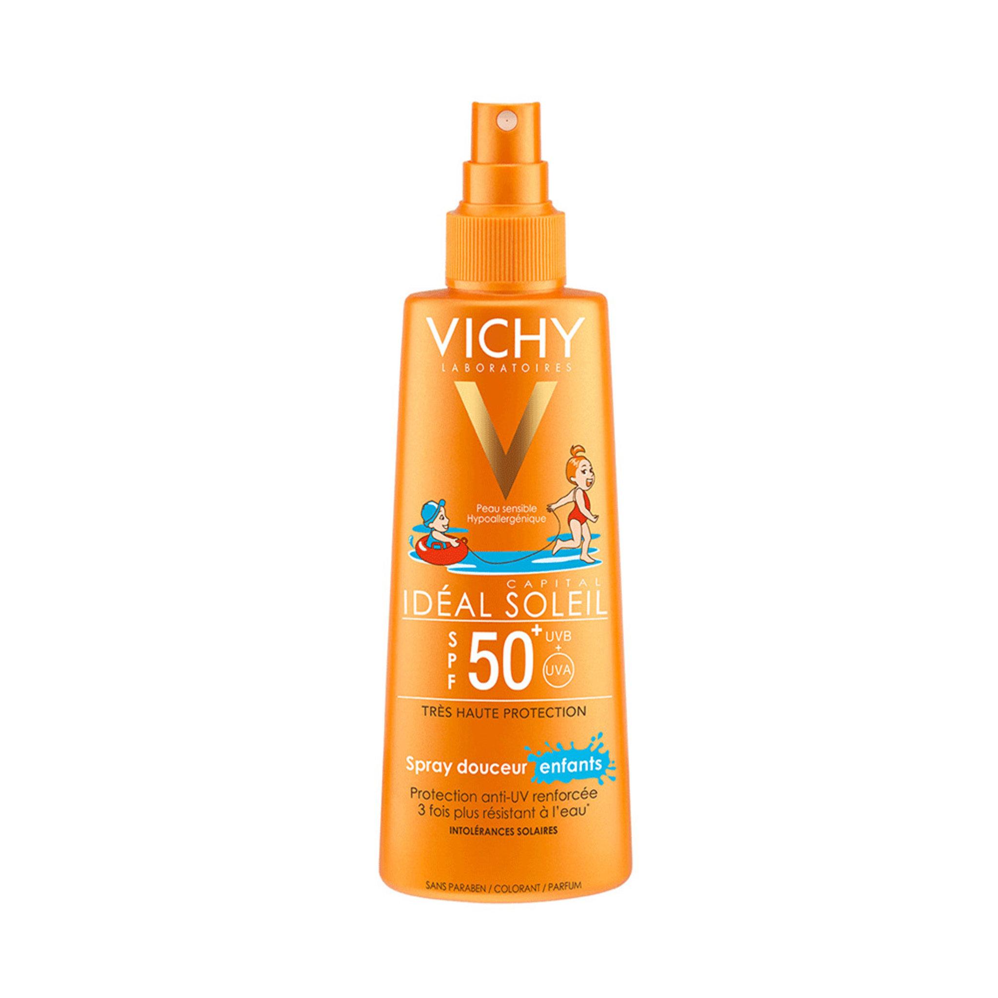 vichy solskydd 50