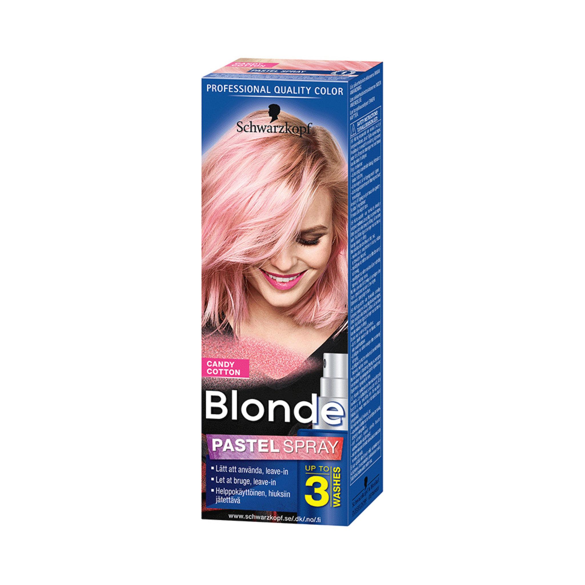 hårfärg spray åhlens