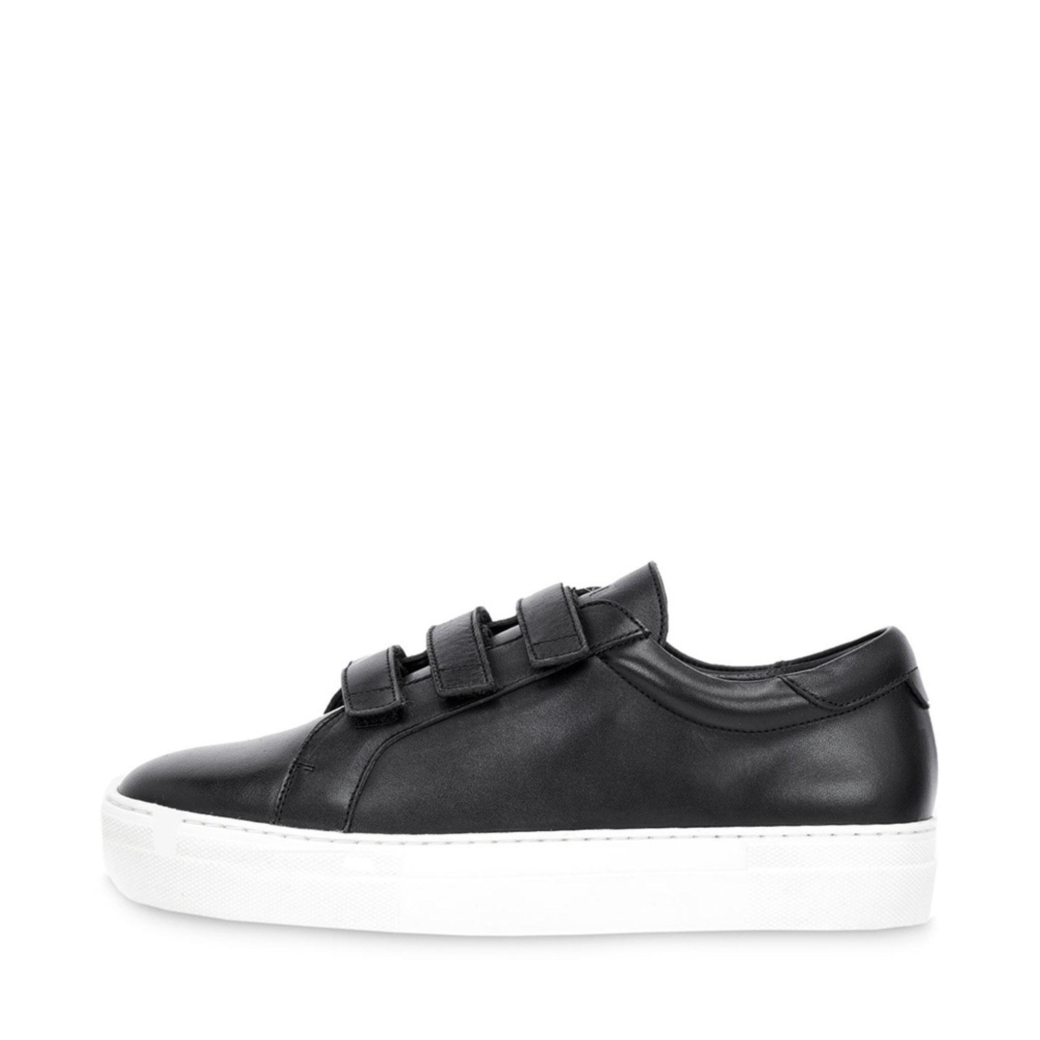 73ebfd16 Velcro Sneaker Solid Leather Sneakers - Sneakers - Köp online på åhlens.se!