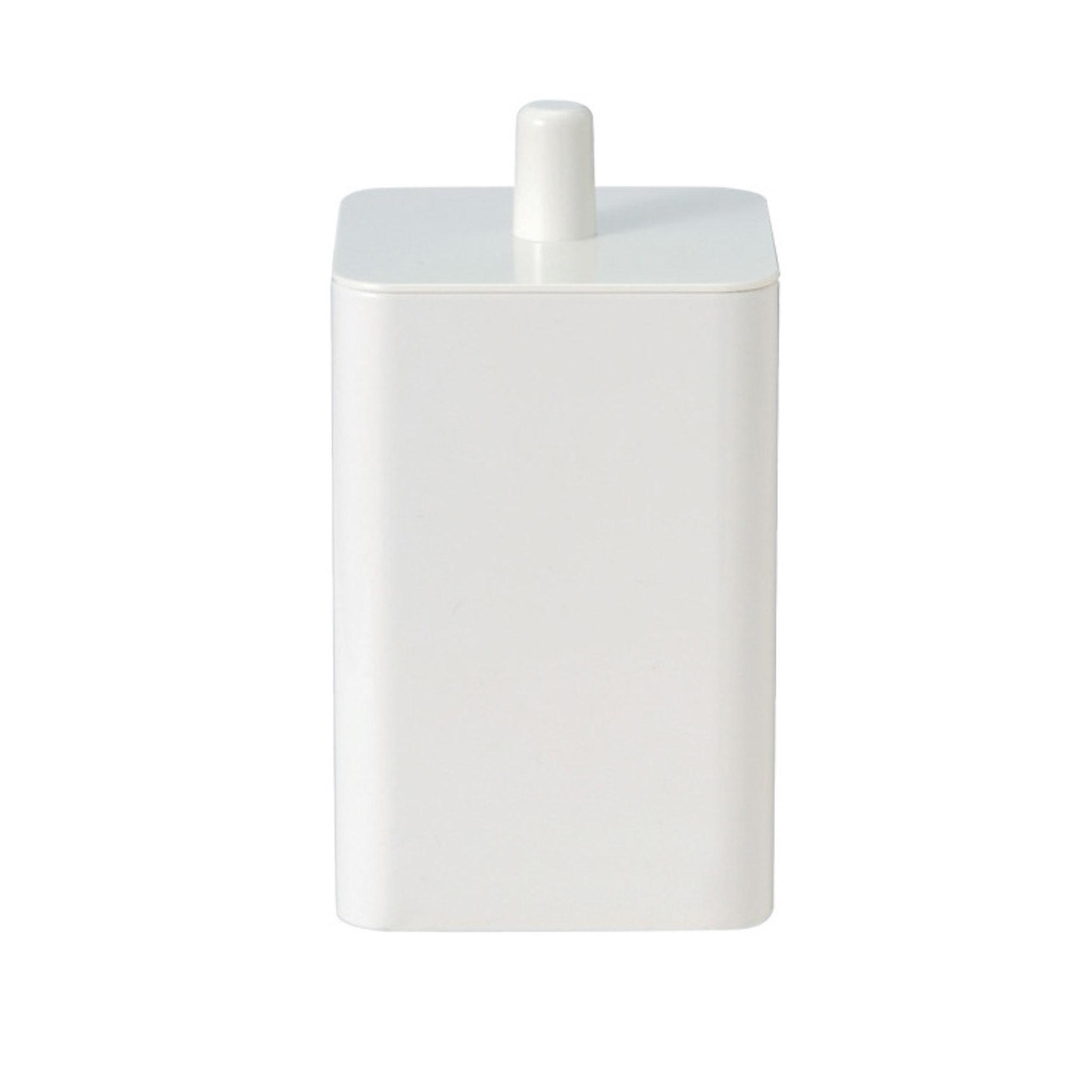 Mini white bin   badrumsaccessoarer  köp online på åhlens.se!