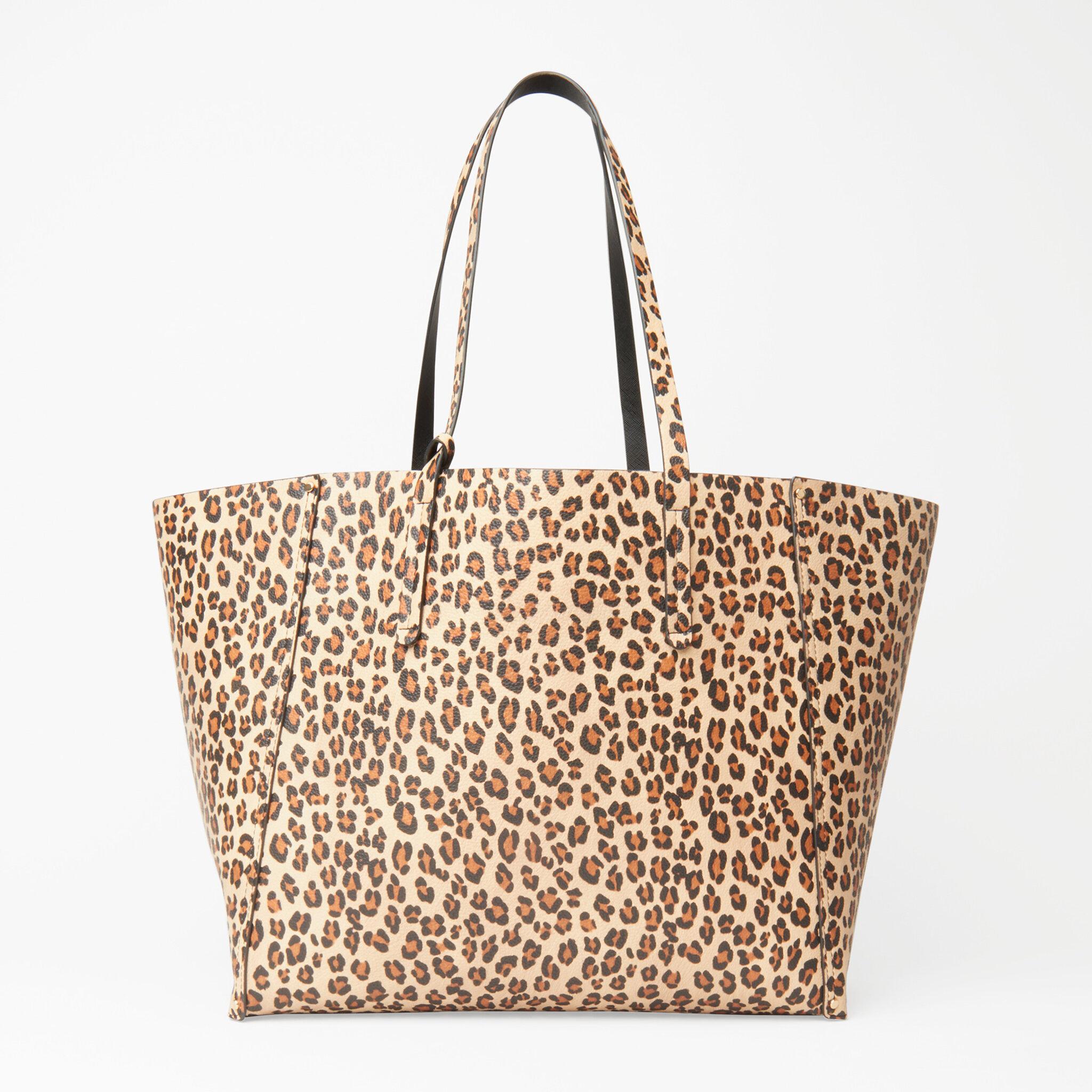 day väska leopard åhlens