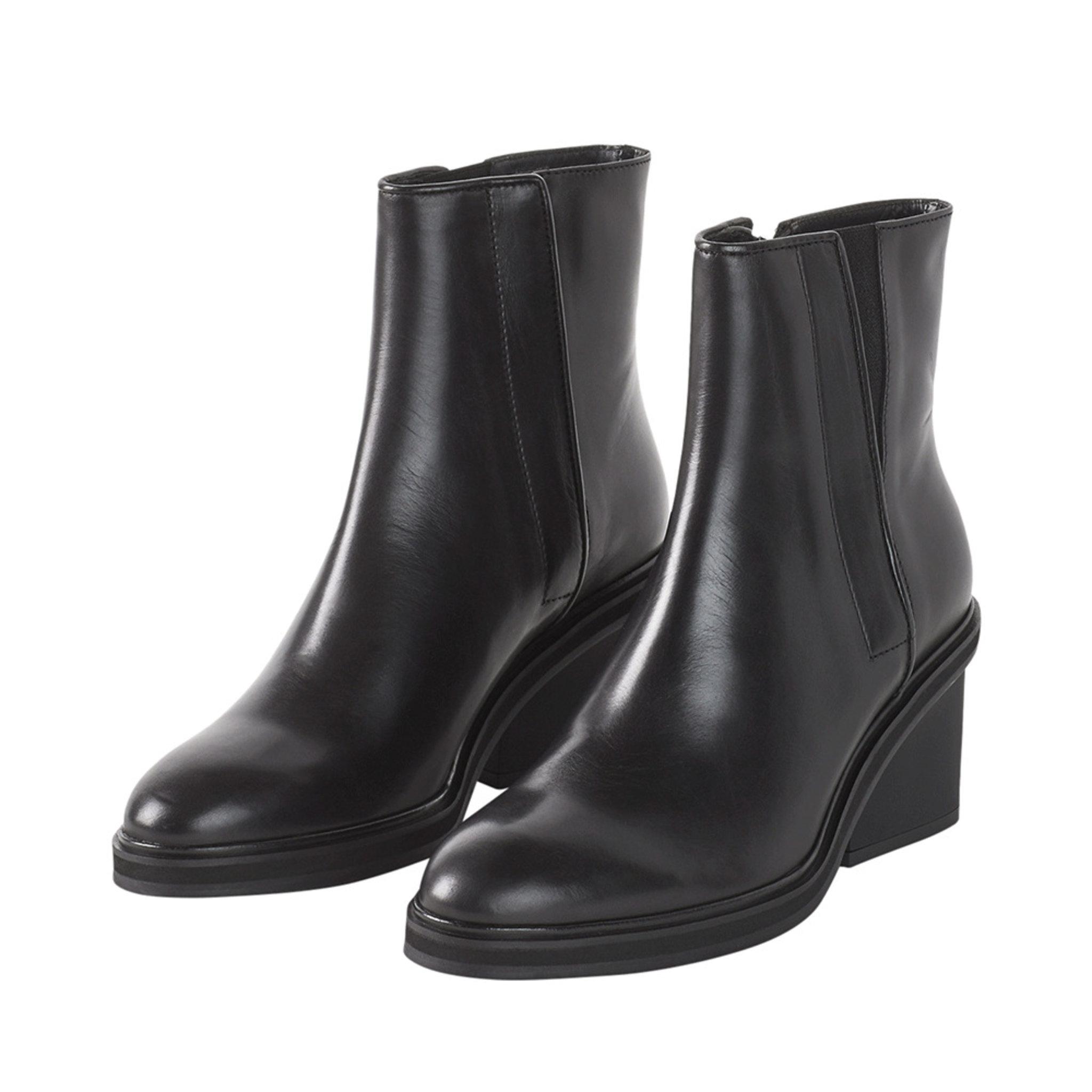 herr boots med dragkedja