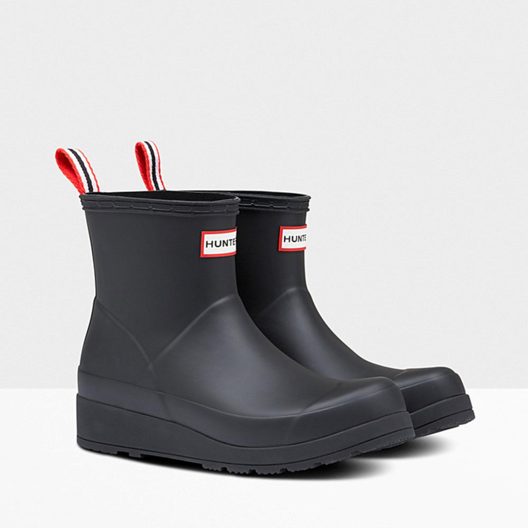 Original Play Short Wellington Boots, svart