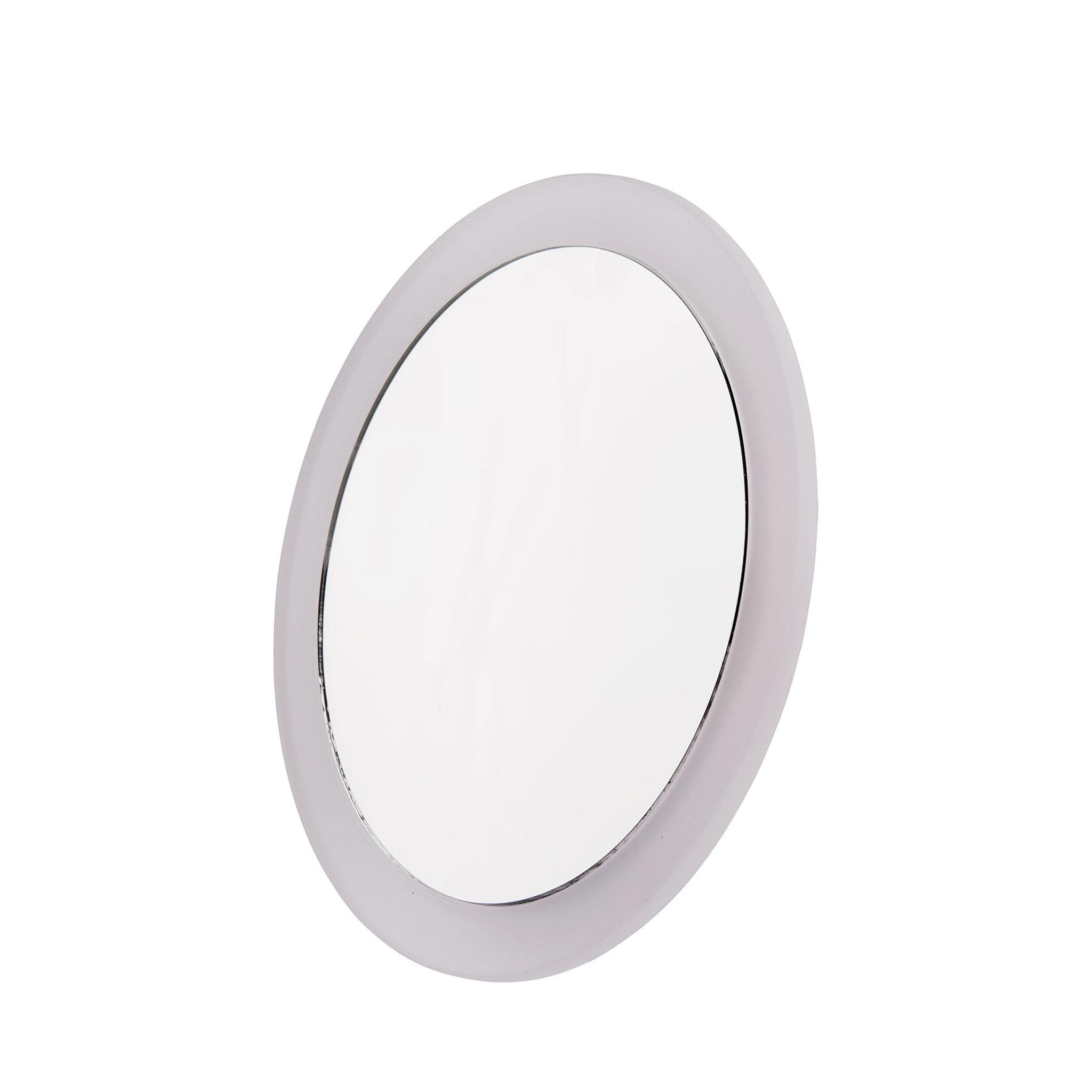 spegel med förstoring sugpropp