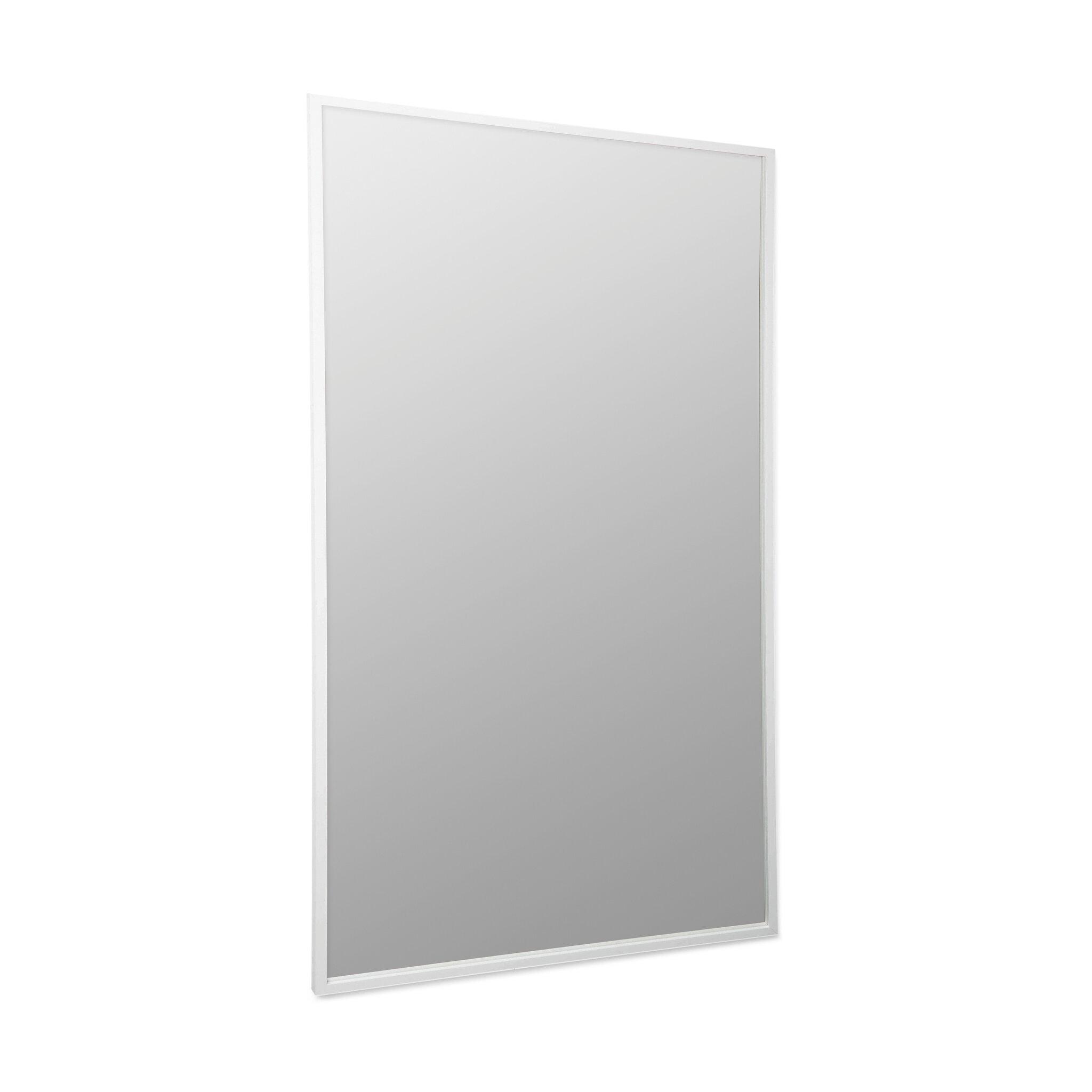 små speglar utan ram