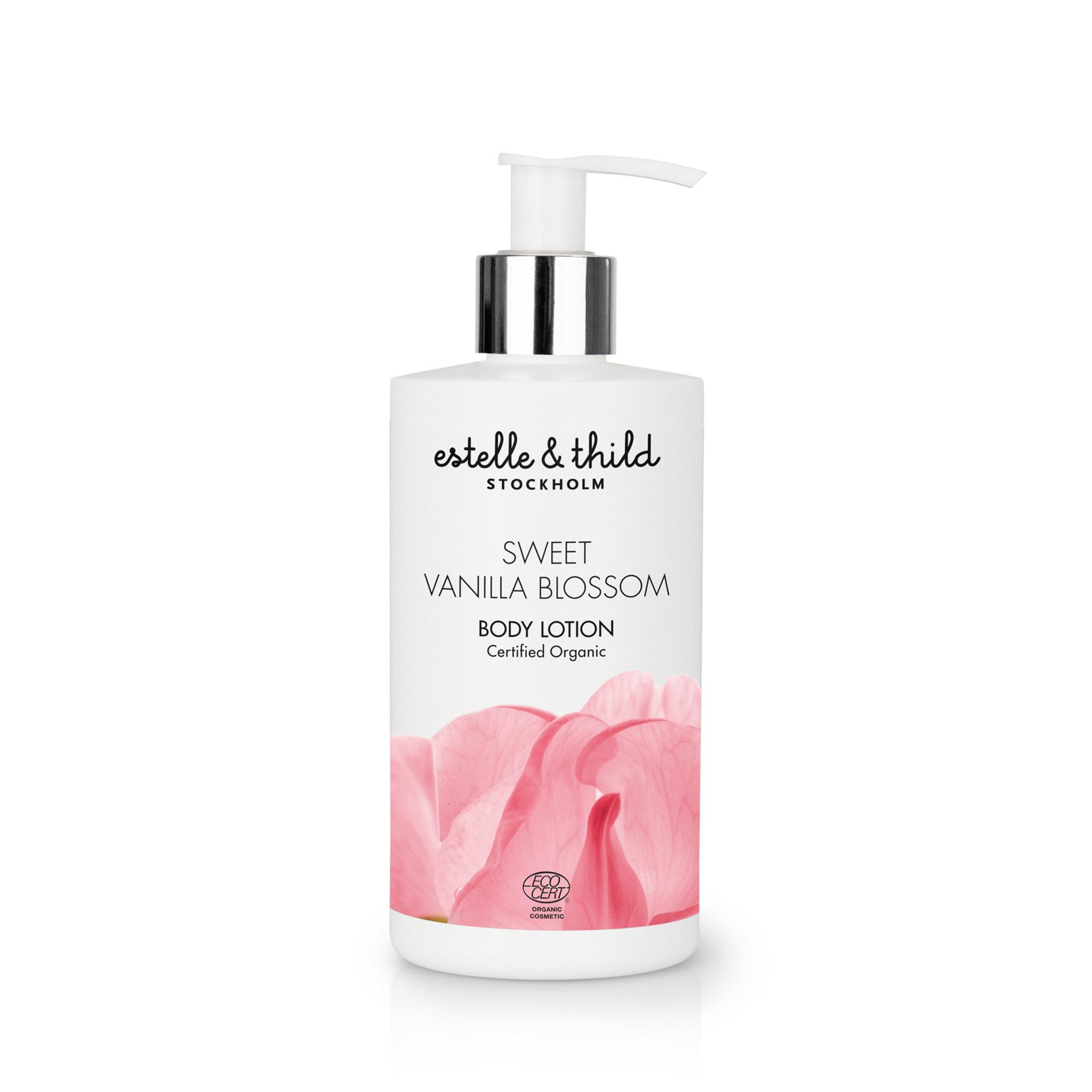body lotion vanilj