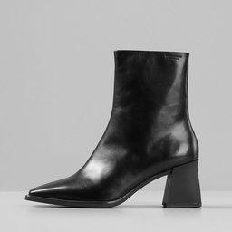 HEDDA Boots Heel Classic, svart