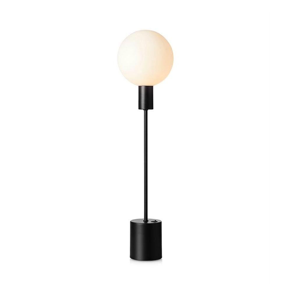 Bordslampa UNO 60 cm, svart