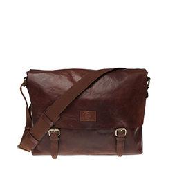 Väska Finsbury, brun
