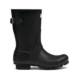 Gummistövlar, Original Short Wellington Boots, svart