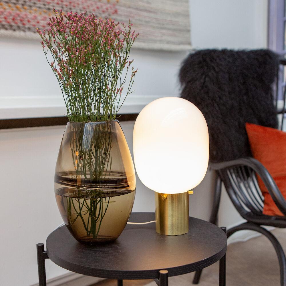Bordslampa GRY Ø 16 cm, brass