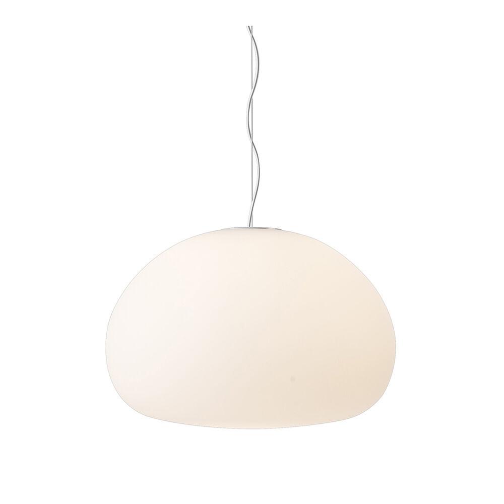 Lampa Fluid L, vit