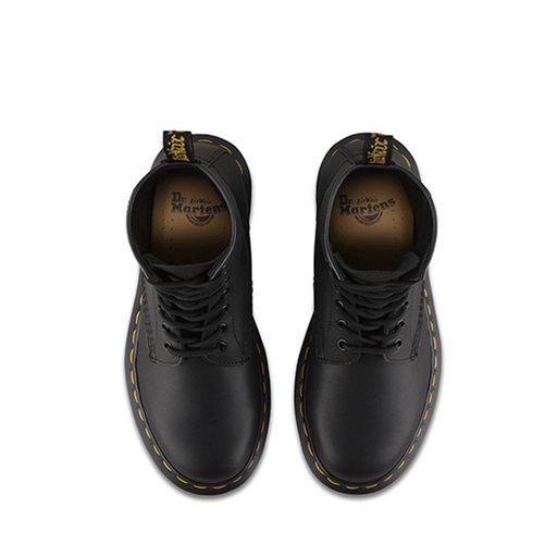 Köp Dr Martens 1460 Black Greasy Skor Online | FOOTWAY.se