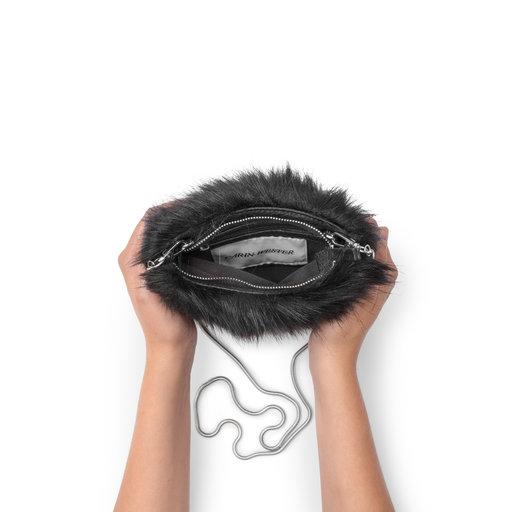 Väska, svart