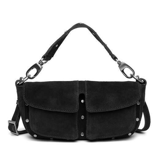 Ellery Shoulder Bag, svart