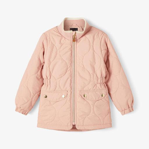 NAME IT M/ädchen Nmfmisti AOP Hooded Jacket Jacke