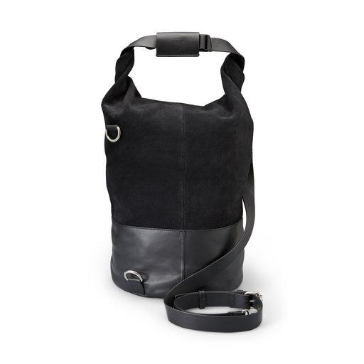 snygga ryggsäckar i skinn