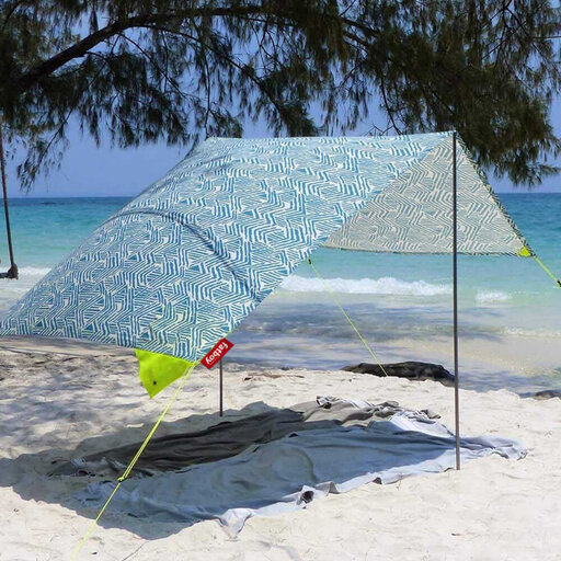 Vikbart strandtält Miasun Bali Strand & picknick Köp